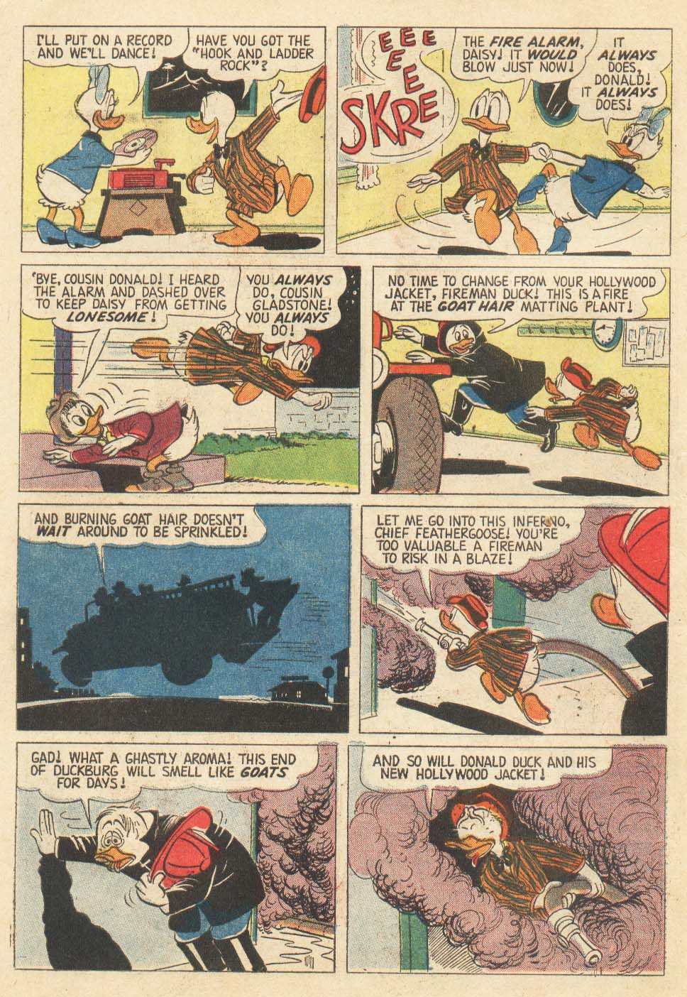 Walt Disney's Comics and Stories issue 225 - Page 5