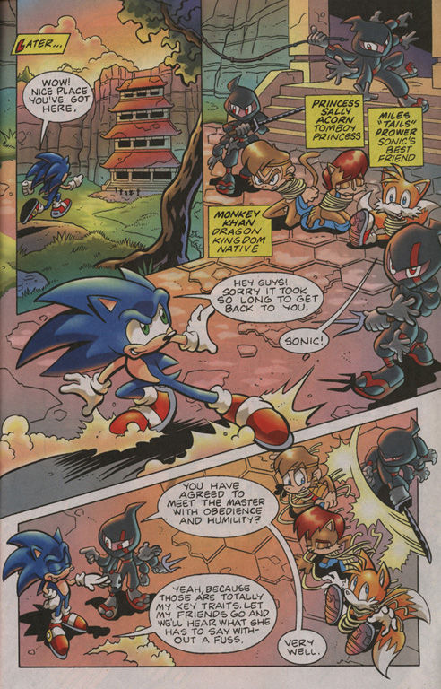 Read online Sonic Universe comic -  Issue #13 - 8