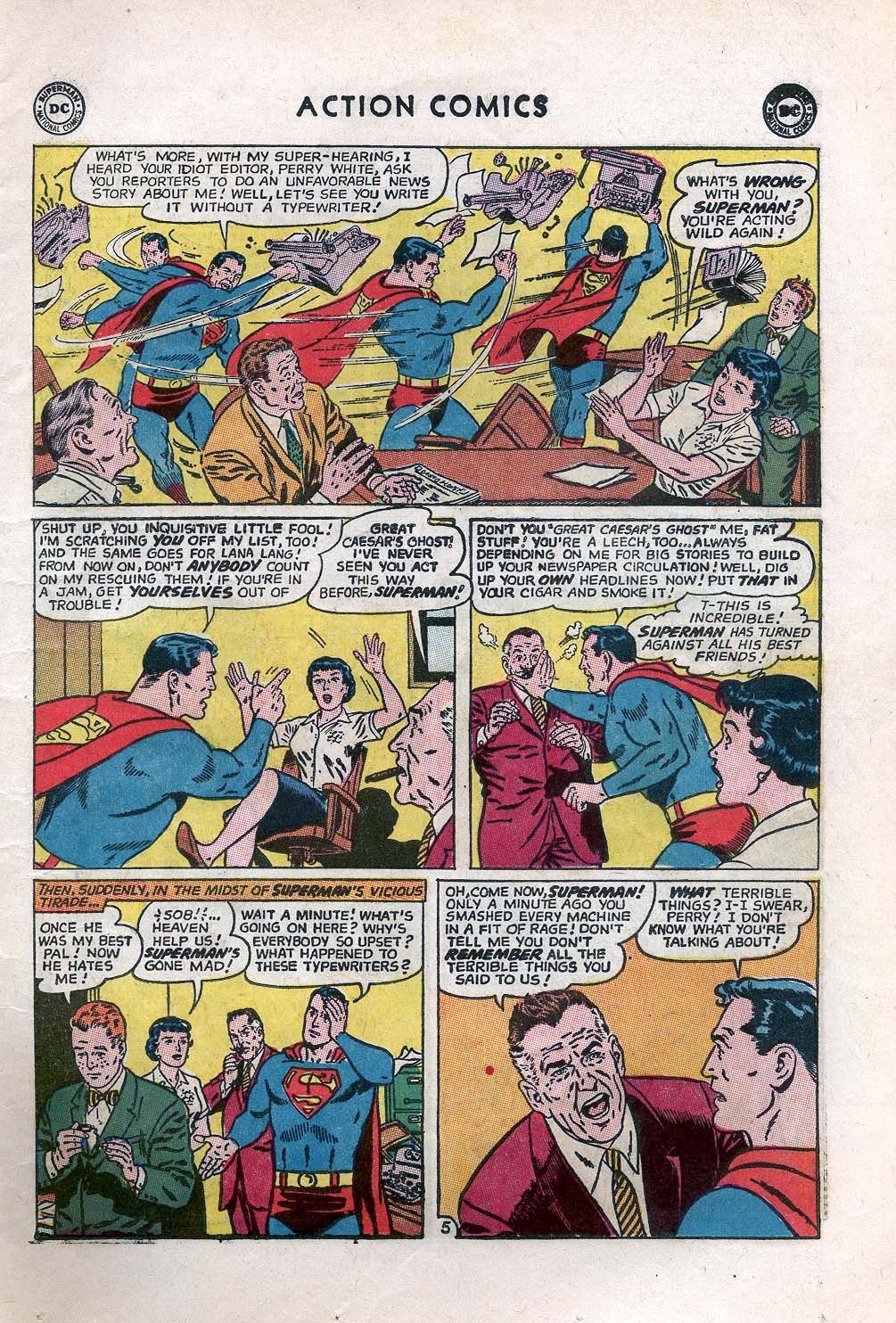 Action Comics (1938) 295 Page 6