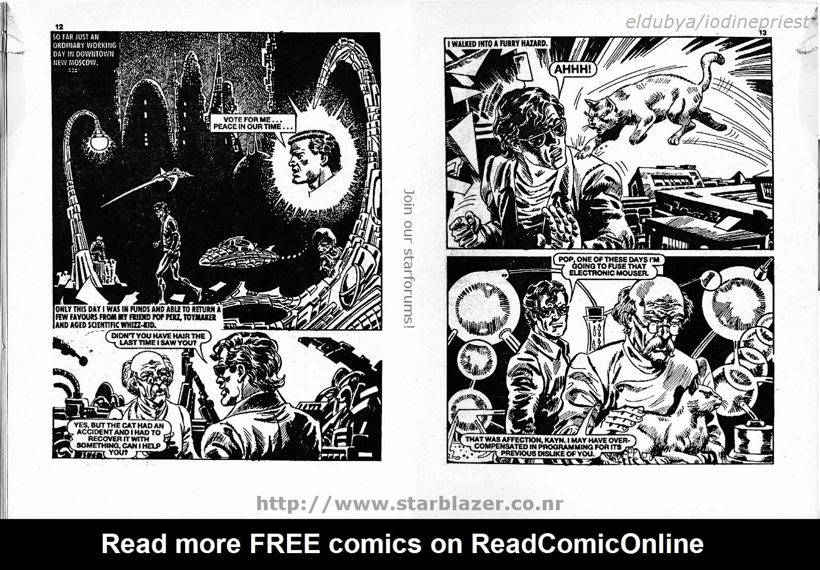 Starblazer issue 252 - Page 8