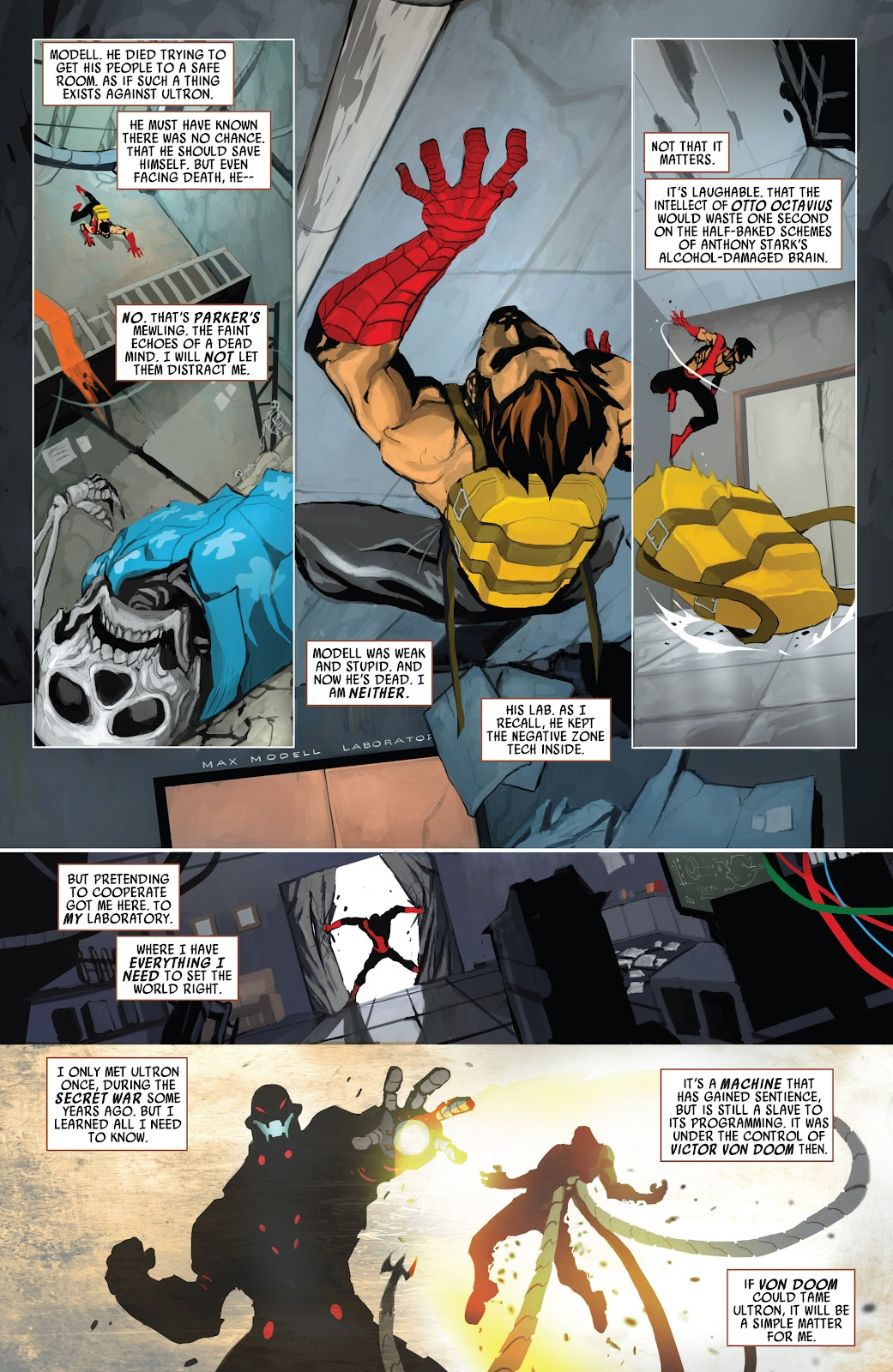 Read online Age of Ultron Companion comic -  Issue # TPB (Part 1) - 77