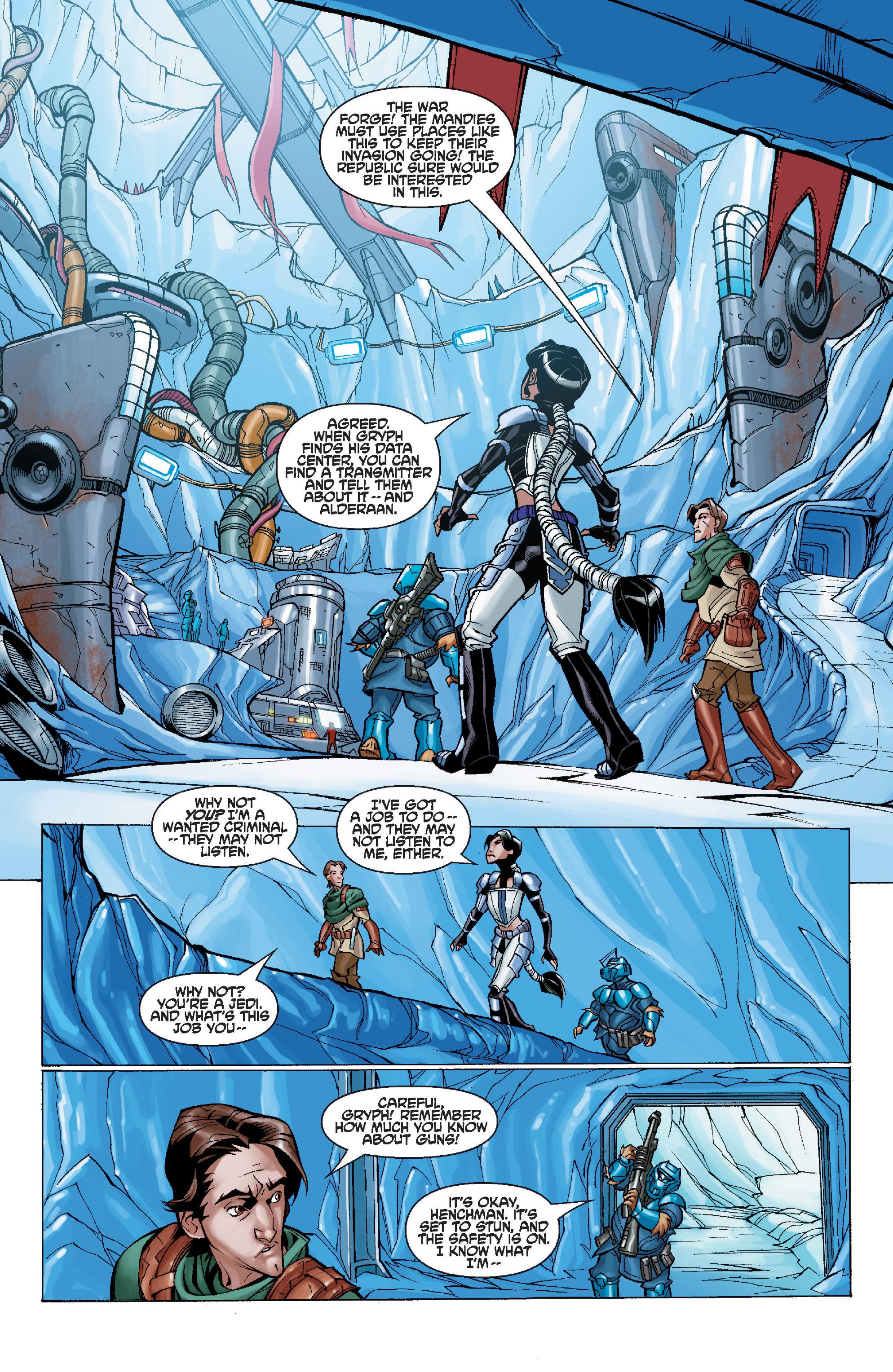 Read online Star Wars Omnibus comic -  Issue # Vol. 32 - 180