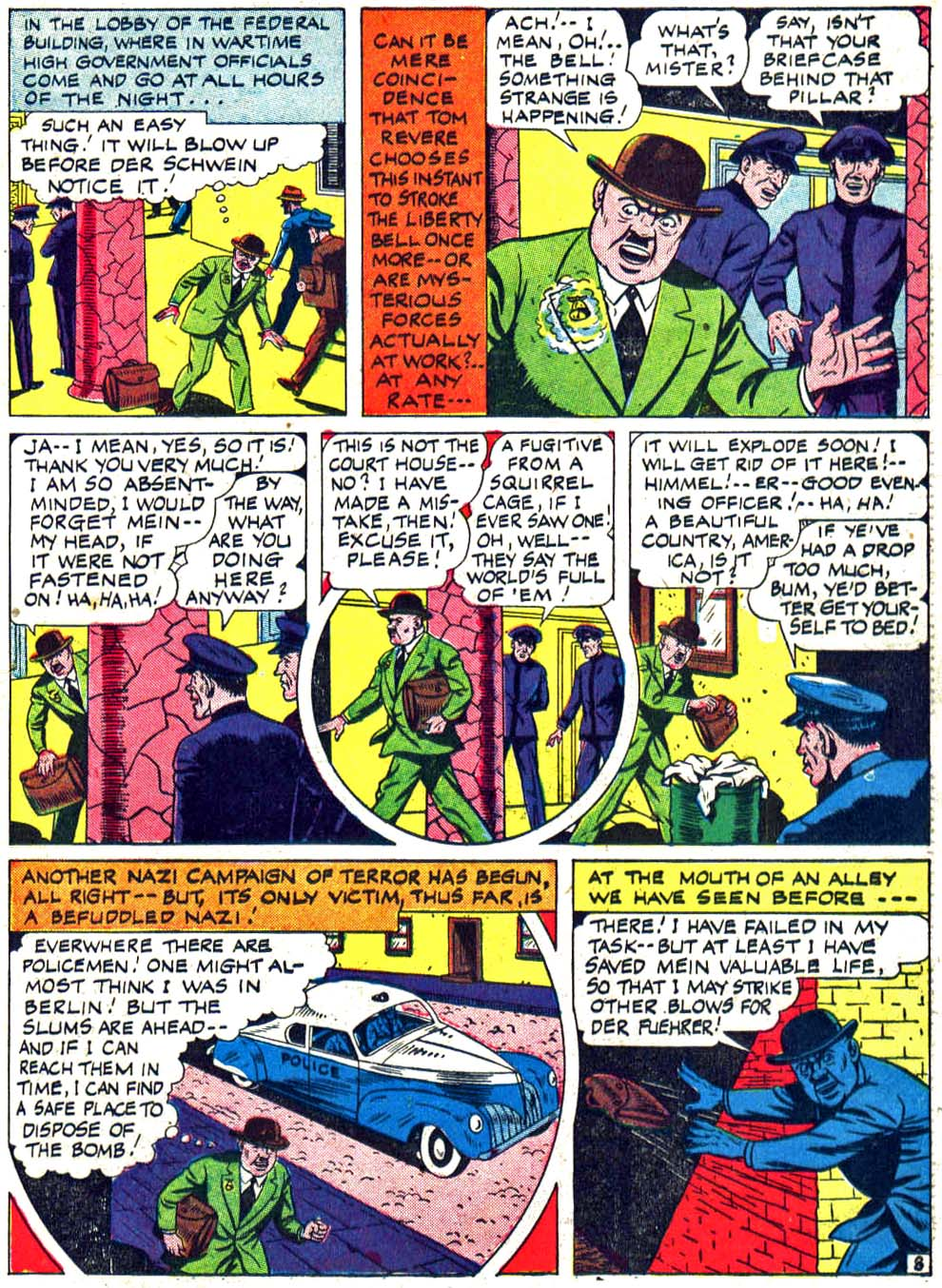 Star Spangled Comics (1941) issue 27 - Page 47