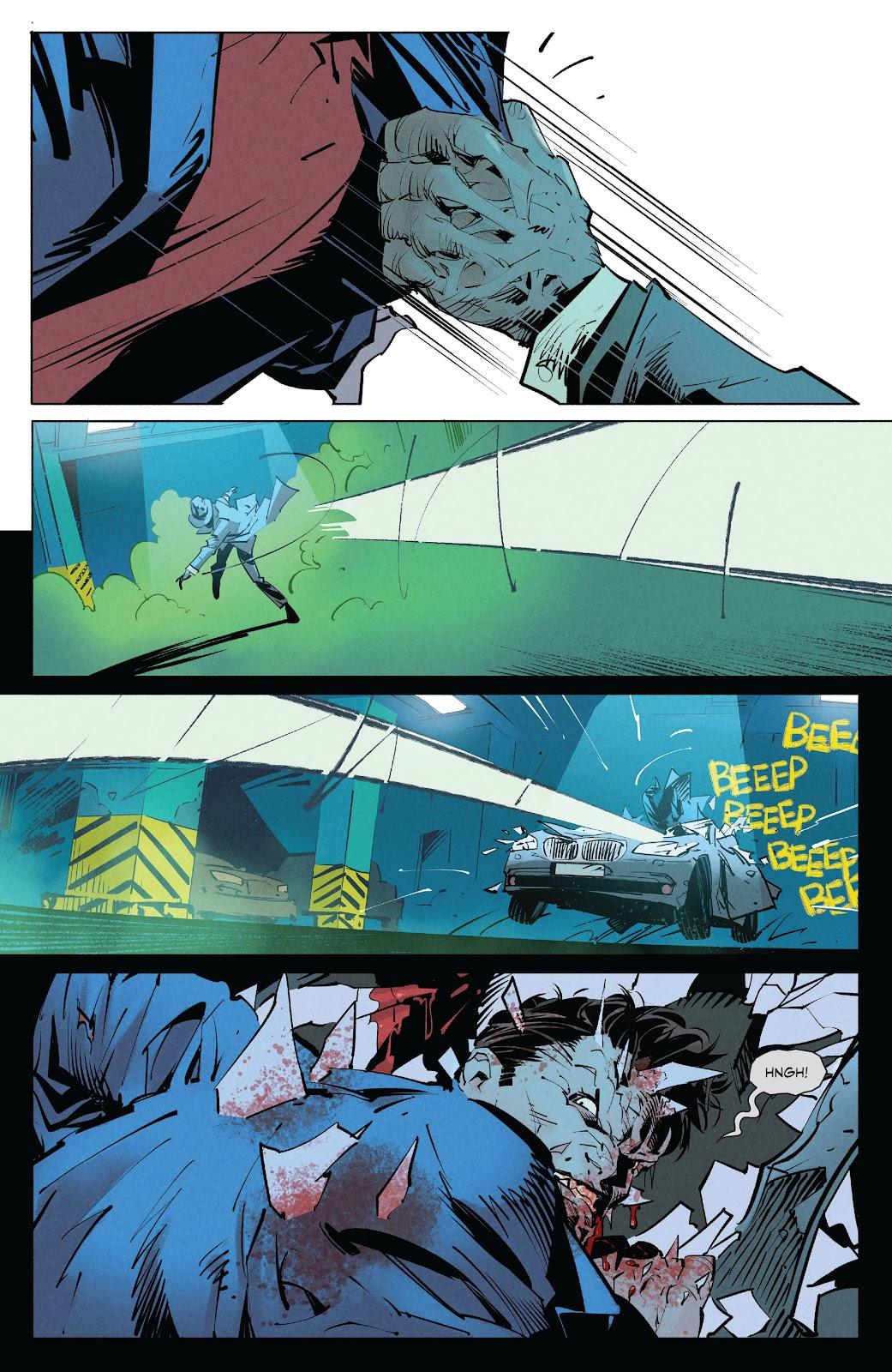Read online Angel   Spike comic -  Issue #10 - 5