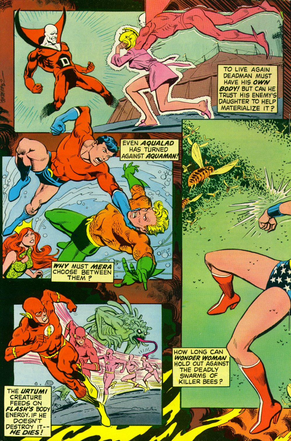 Read online Adventure Comics (1938) comic -  Issue #463 - 69