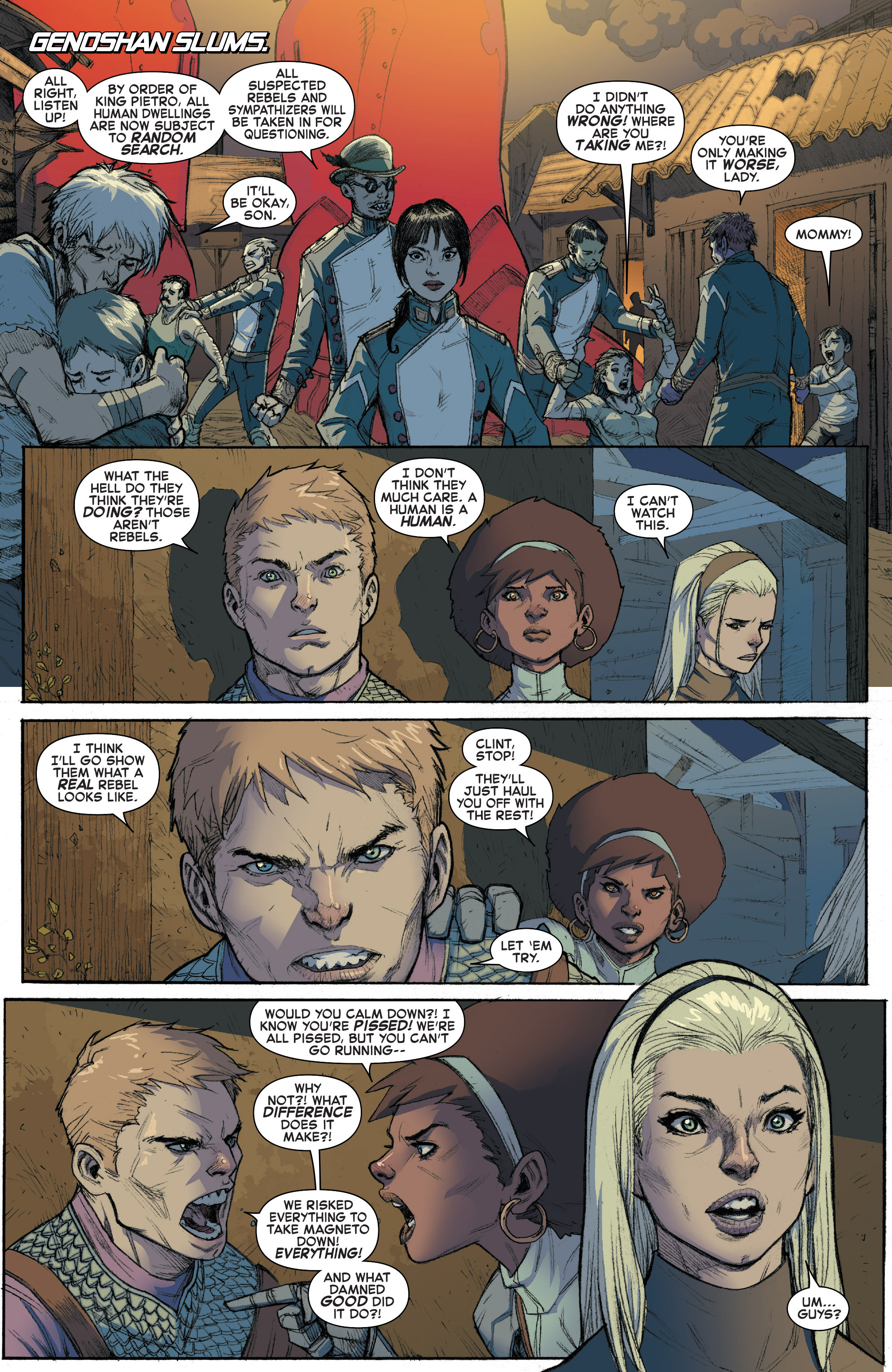 Read online House of M (2015) comic -  Issue #3 - 17