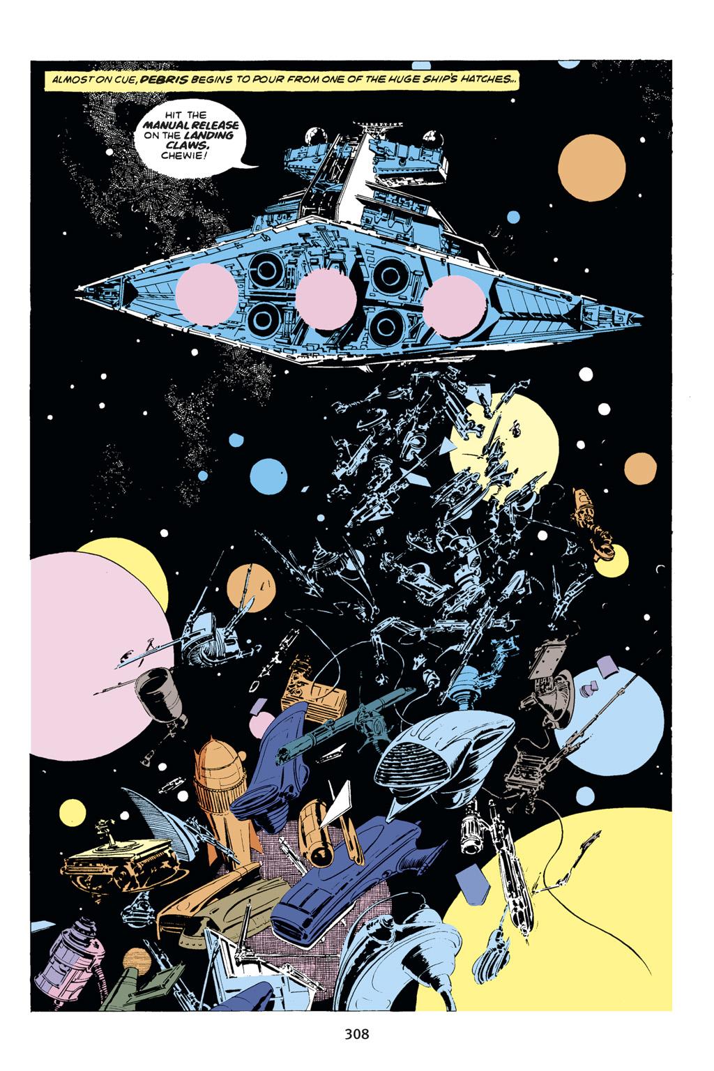 Read online Star Wars Omnibus comic -  Issue # Vol. 14 - 306