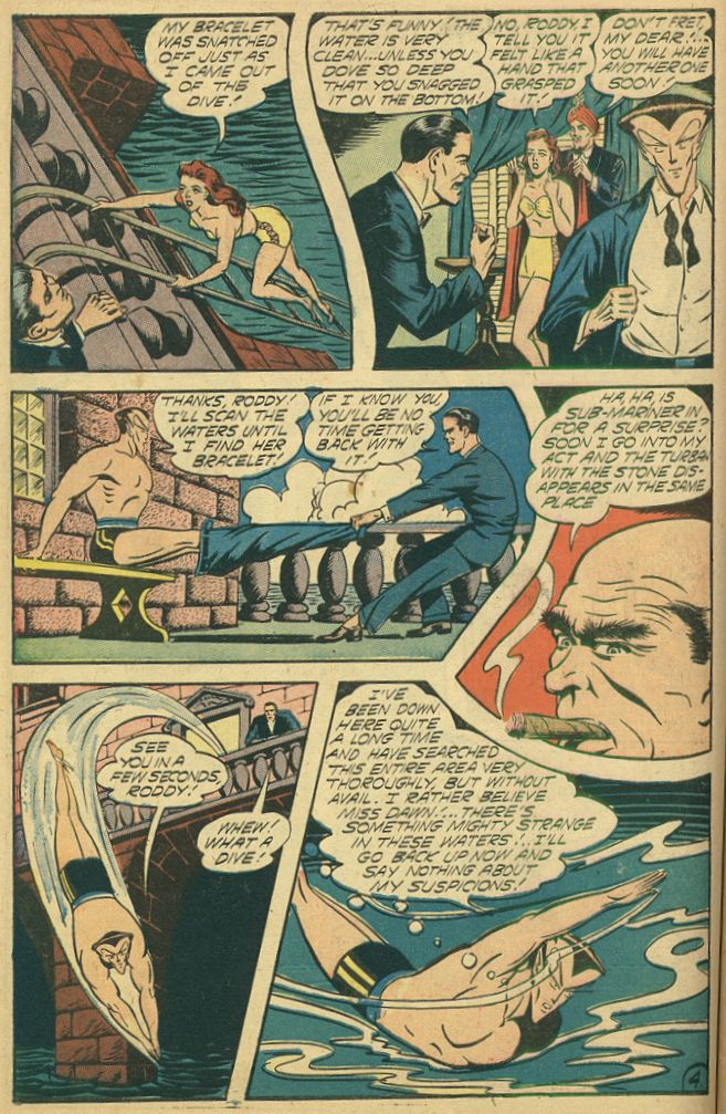 Read online All-Winners Comics comic -  Issue #14 - 5