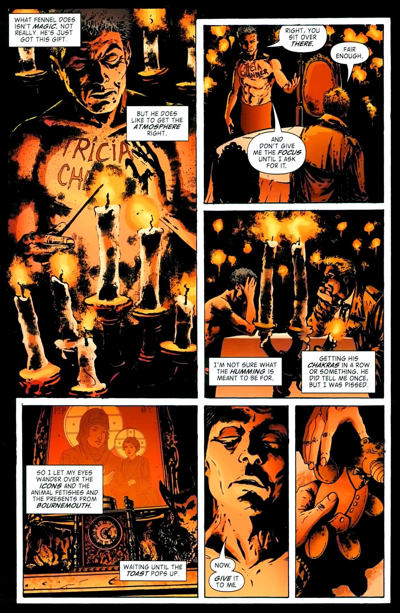 Read online John Constantine Hellblazer: All His Engines comic -  Issue # Full - 27