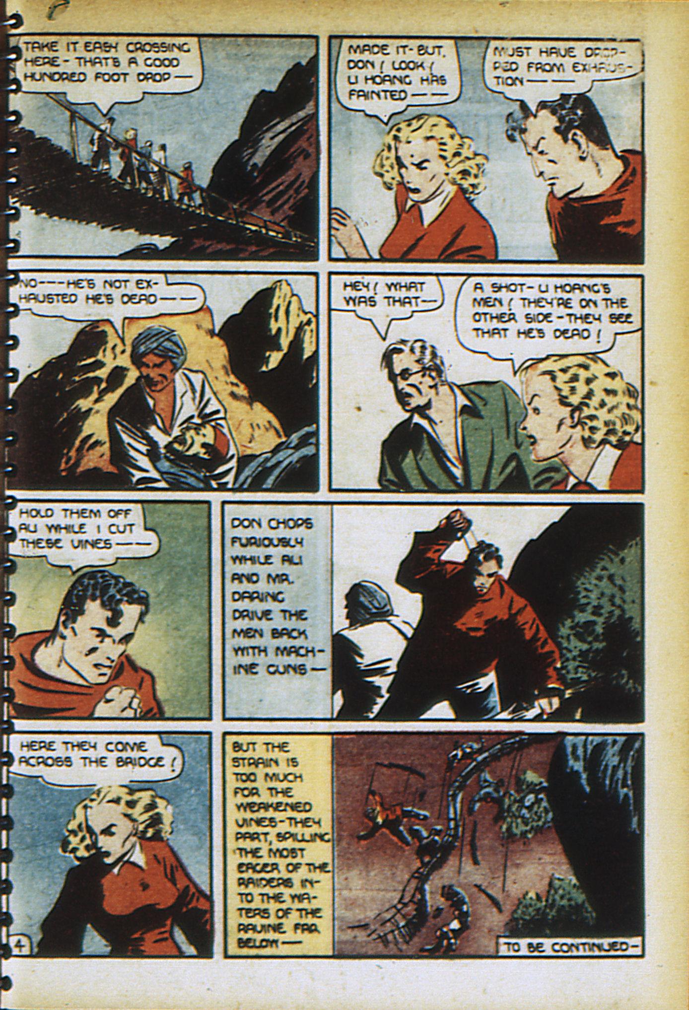 Read online Adventure Comics (1938) comic -  Issue #30 - 66
