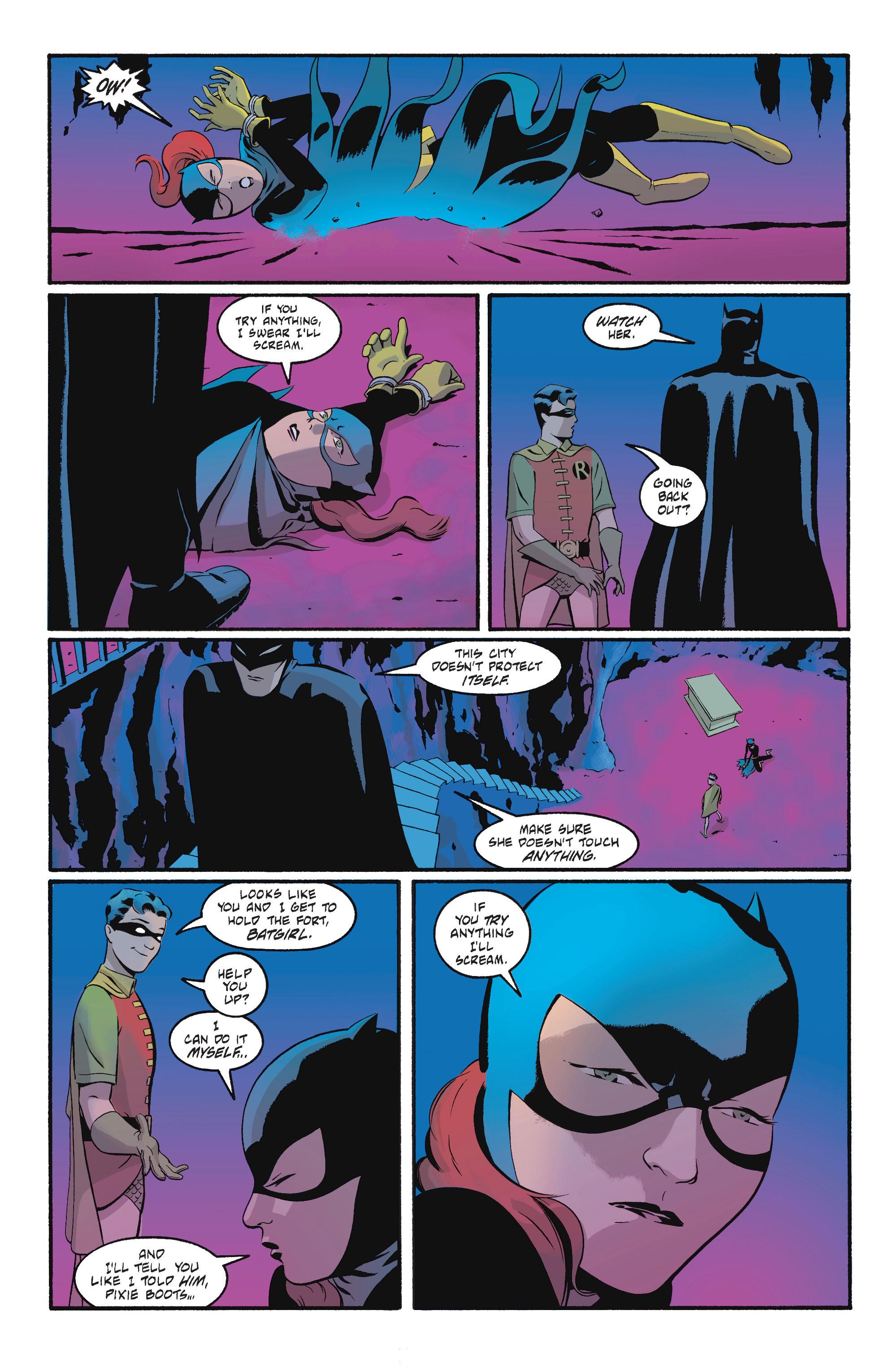 Read online Batgirl/Robin: Year One comic -  Issue # TPB 2 - 71