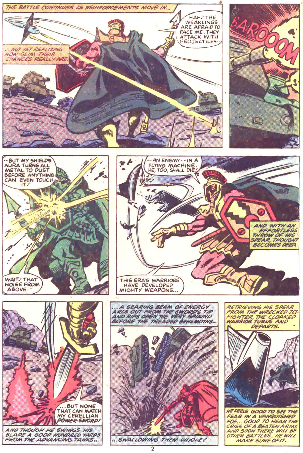 The Avengers (1963) 208 Page 2