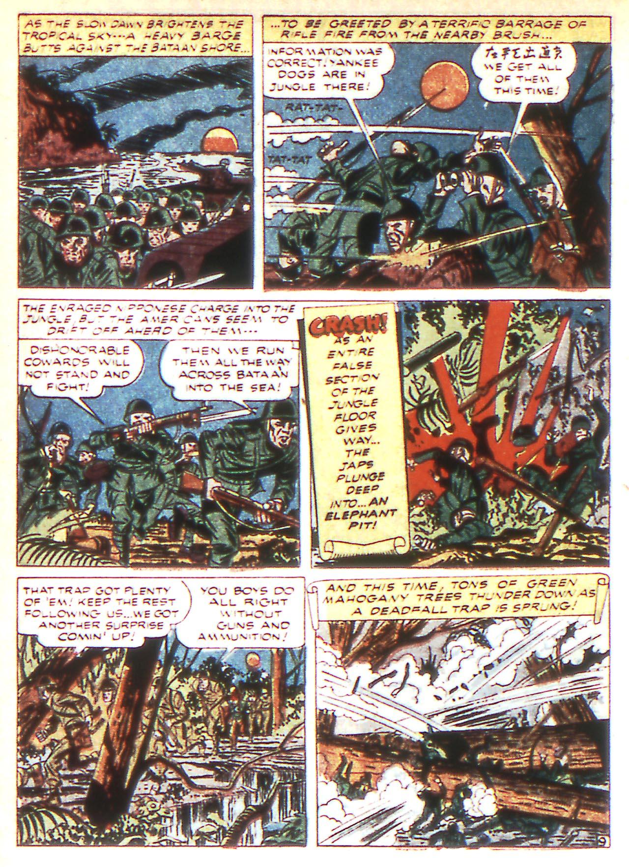 Read online Detective Comics (1937) comic -  Issue #81 - 54