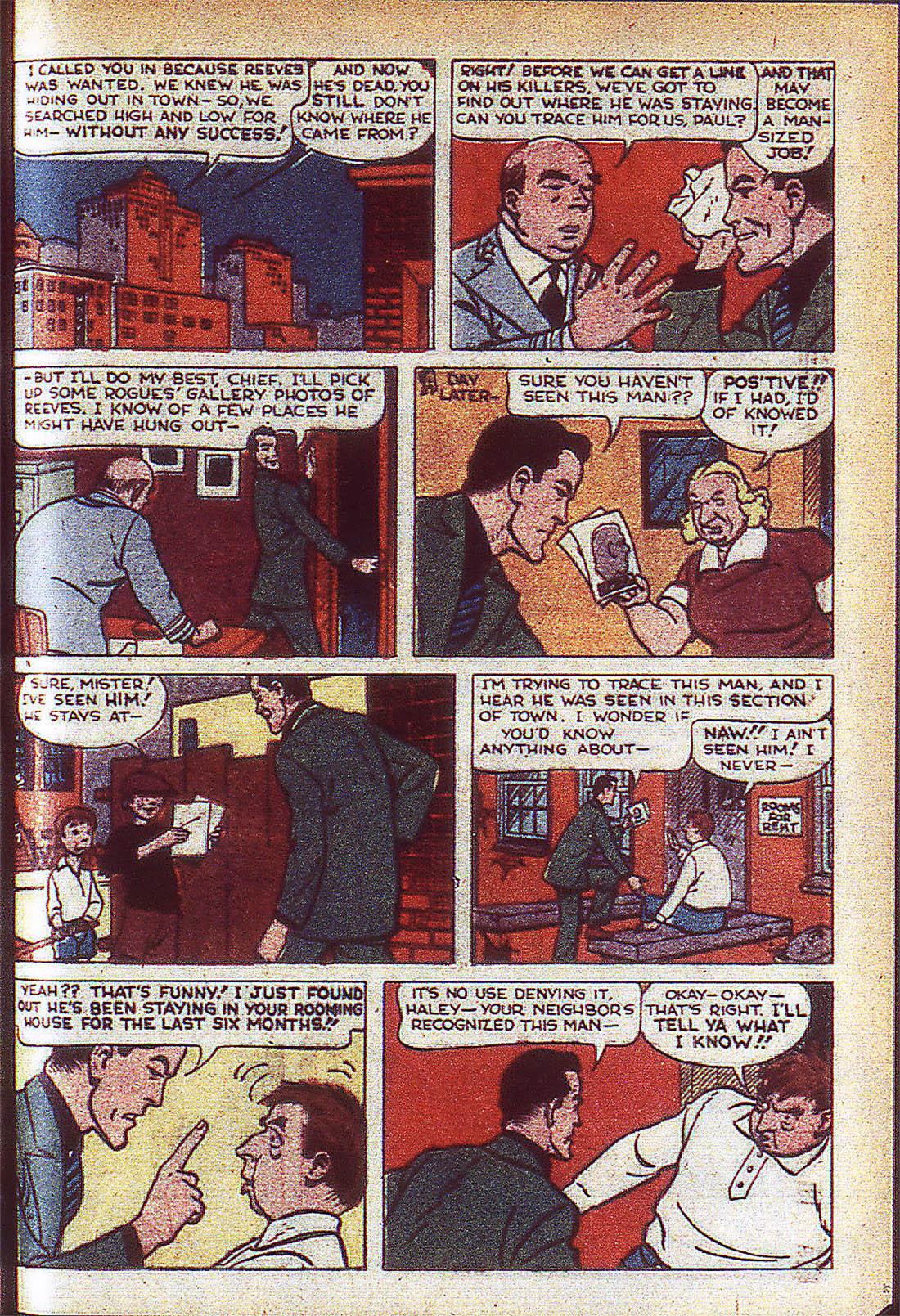 Read online Adventure Comics (1938) comic -  Issue #59 - 42