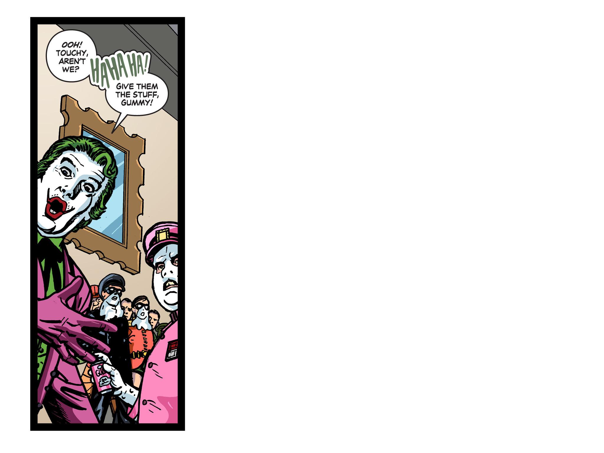Read online Batman '66 Meets the Green Hornet [II] comic -  Issue #5 - 15