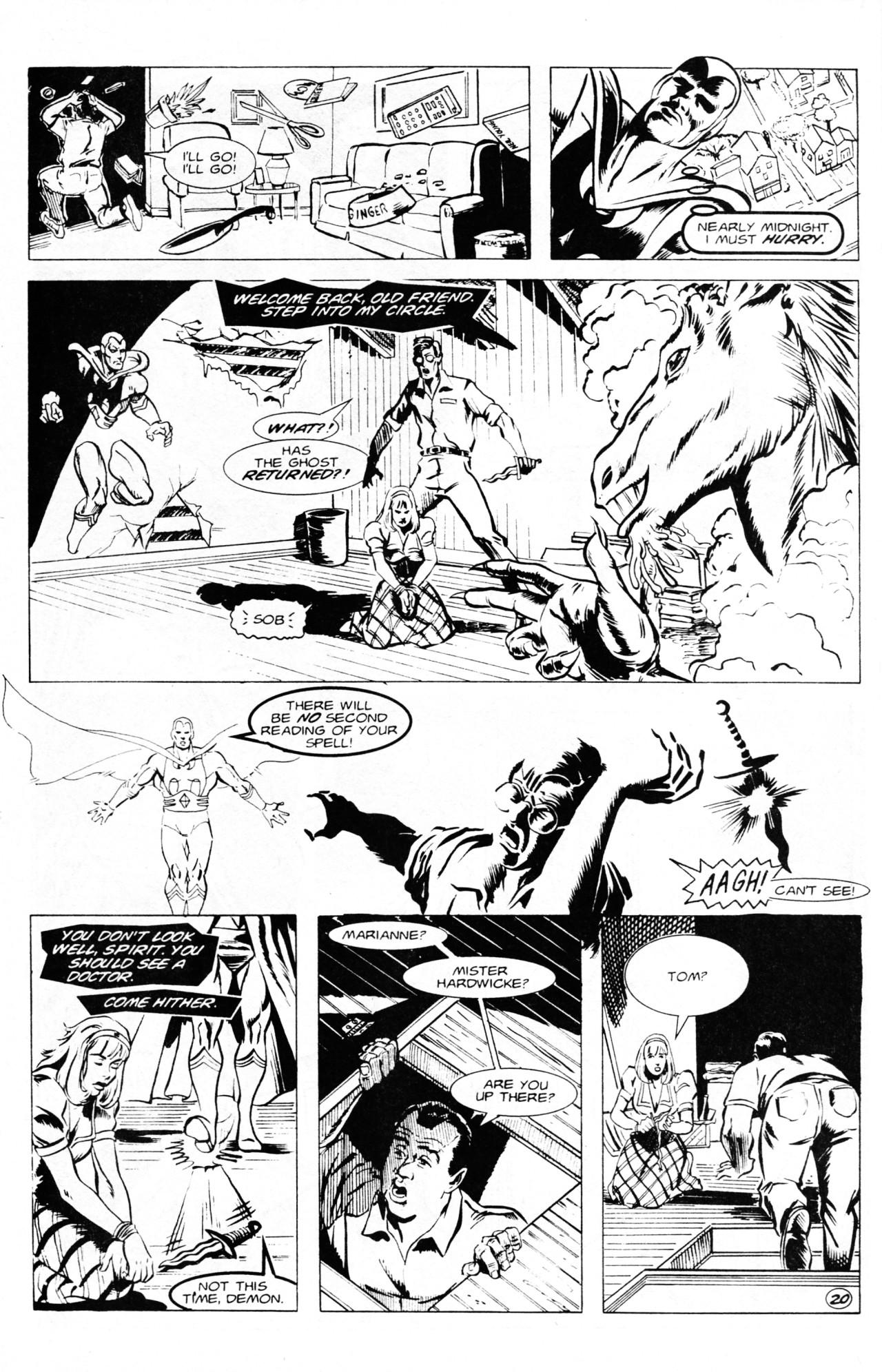 Read online Dr. Weird (1994) comic -  Issue #1 - 22