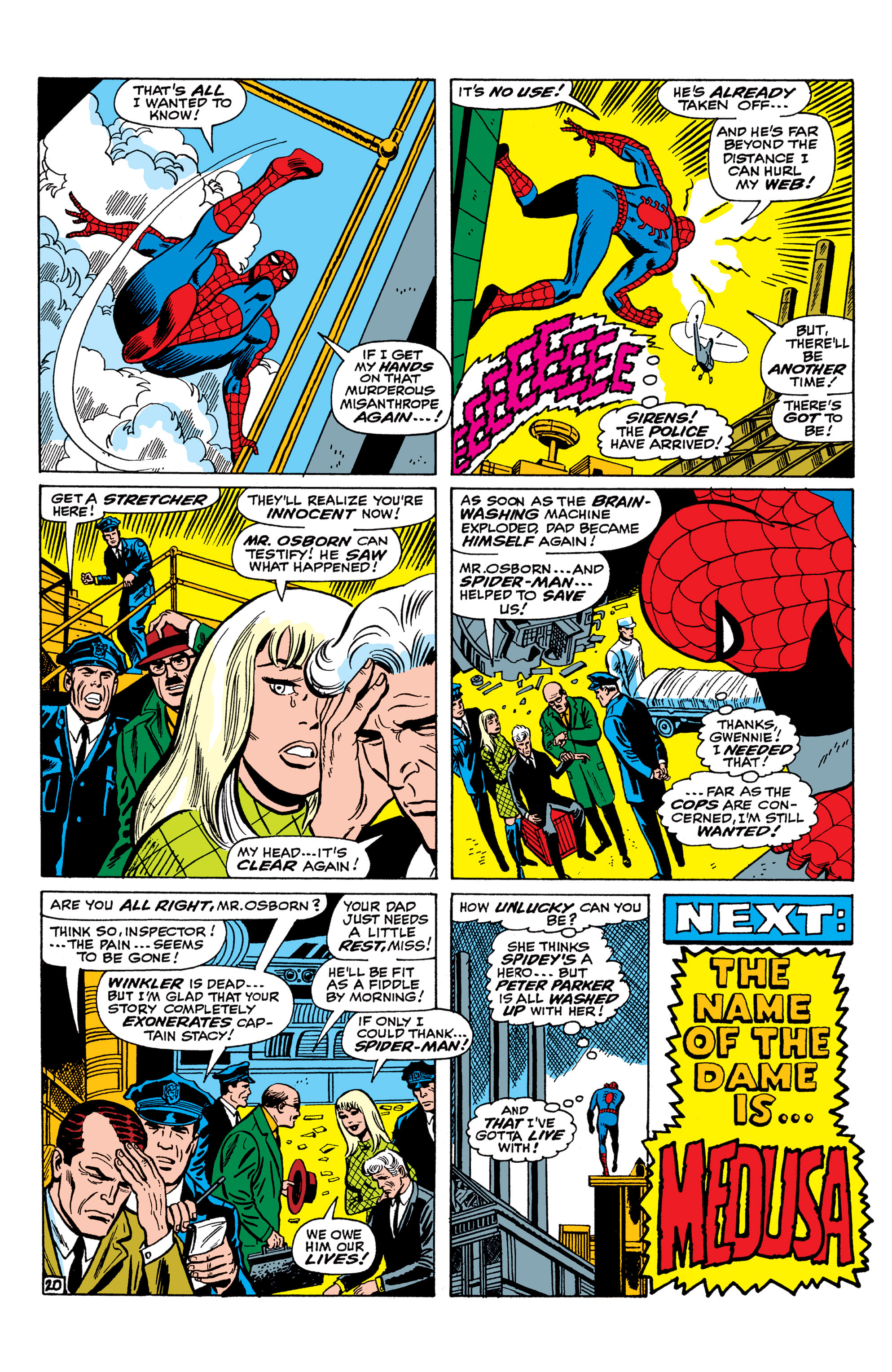 The Amazing Spider-Man (1963) 61 Page 20