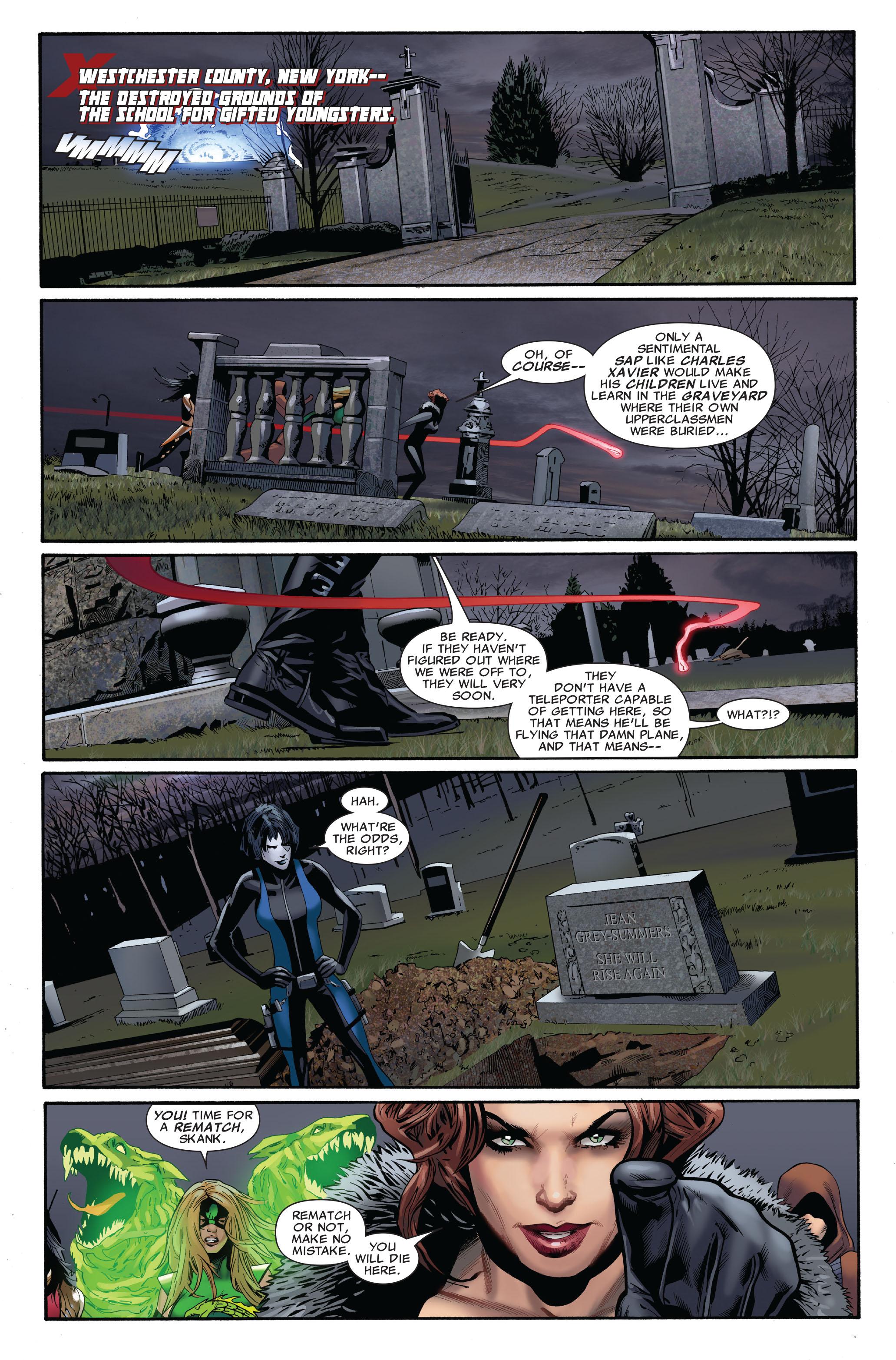 Read online Uncanny X-Men (1963) comic -  Issue #511 - 9