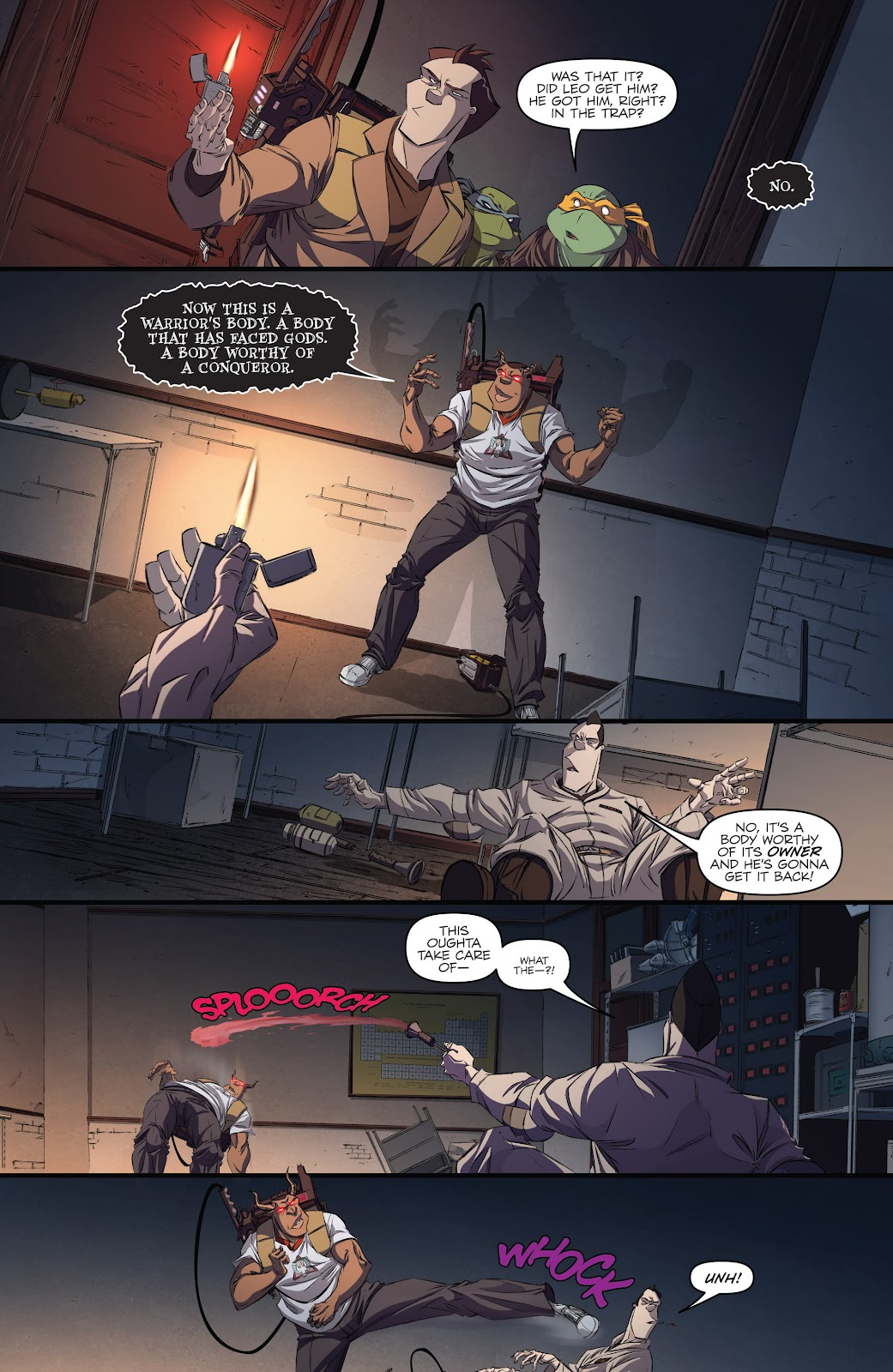 Read online Teenage Mutant Ninja Turtles: The IDW Collection comic -  Issue # TPB 5 (Part 3) - 54