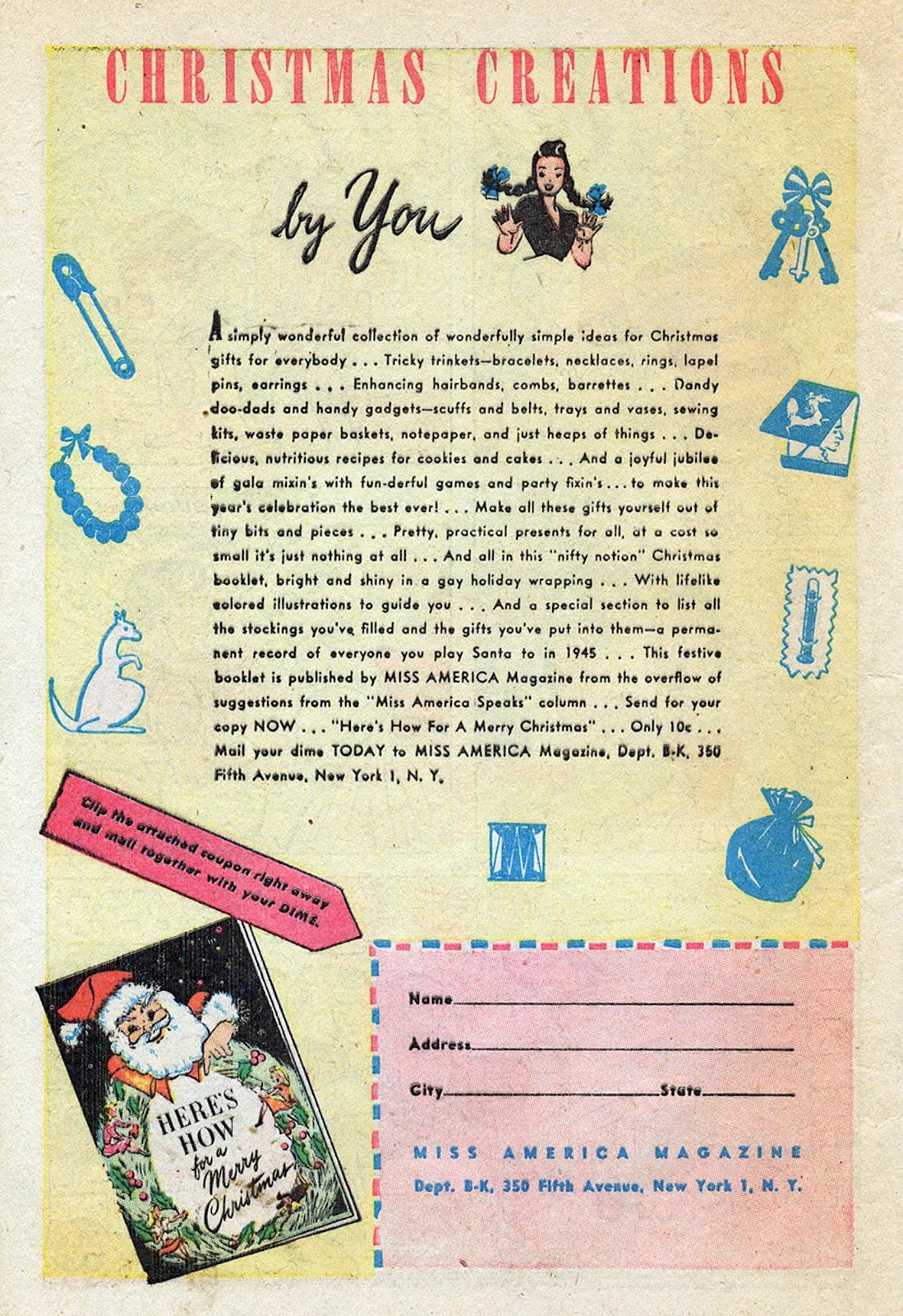 Georgie Comics (1945) issue 4 - Page 42