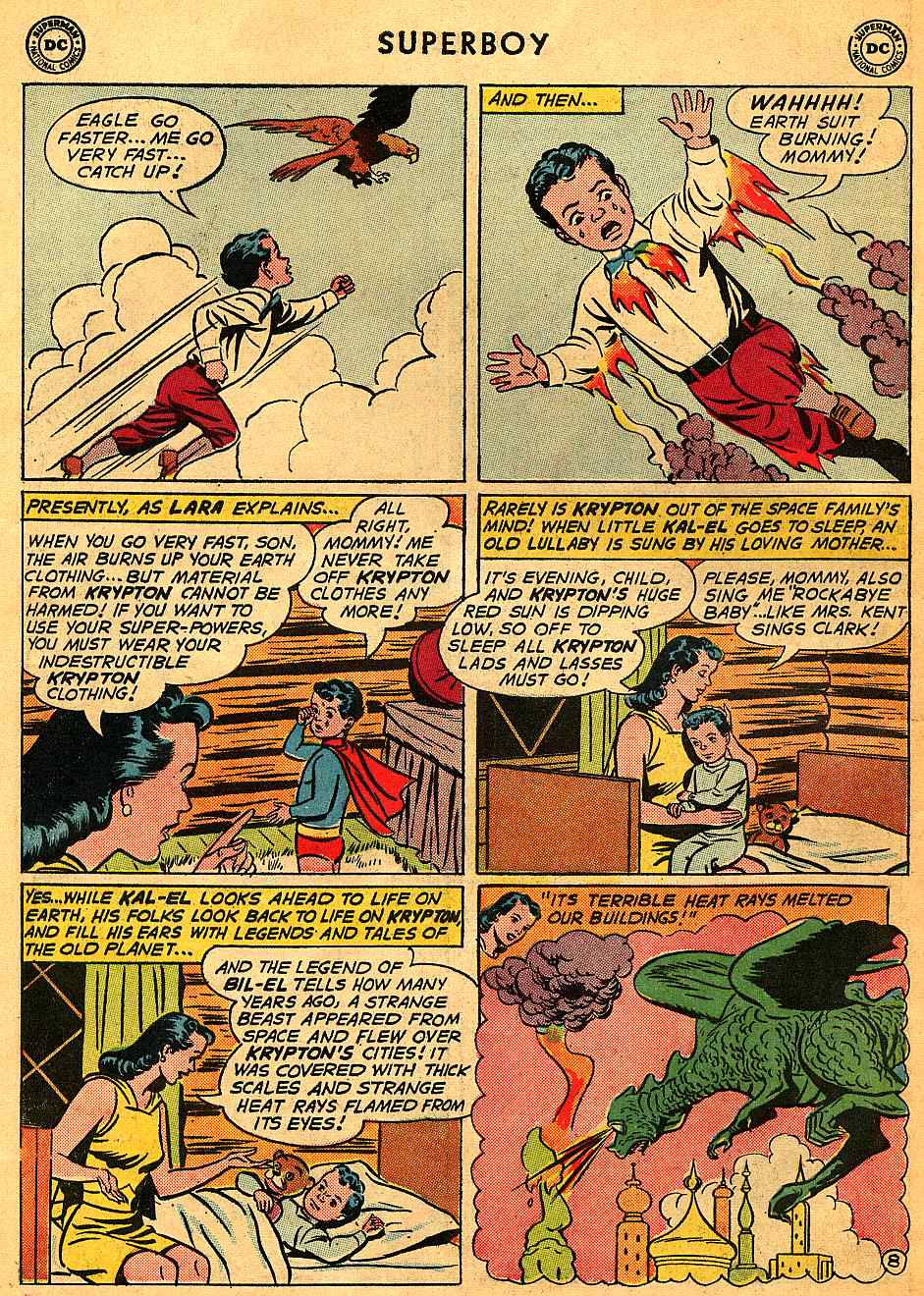 Superboy (1949) issue 95 - Page 9