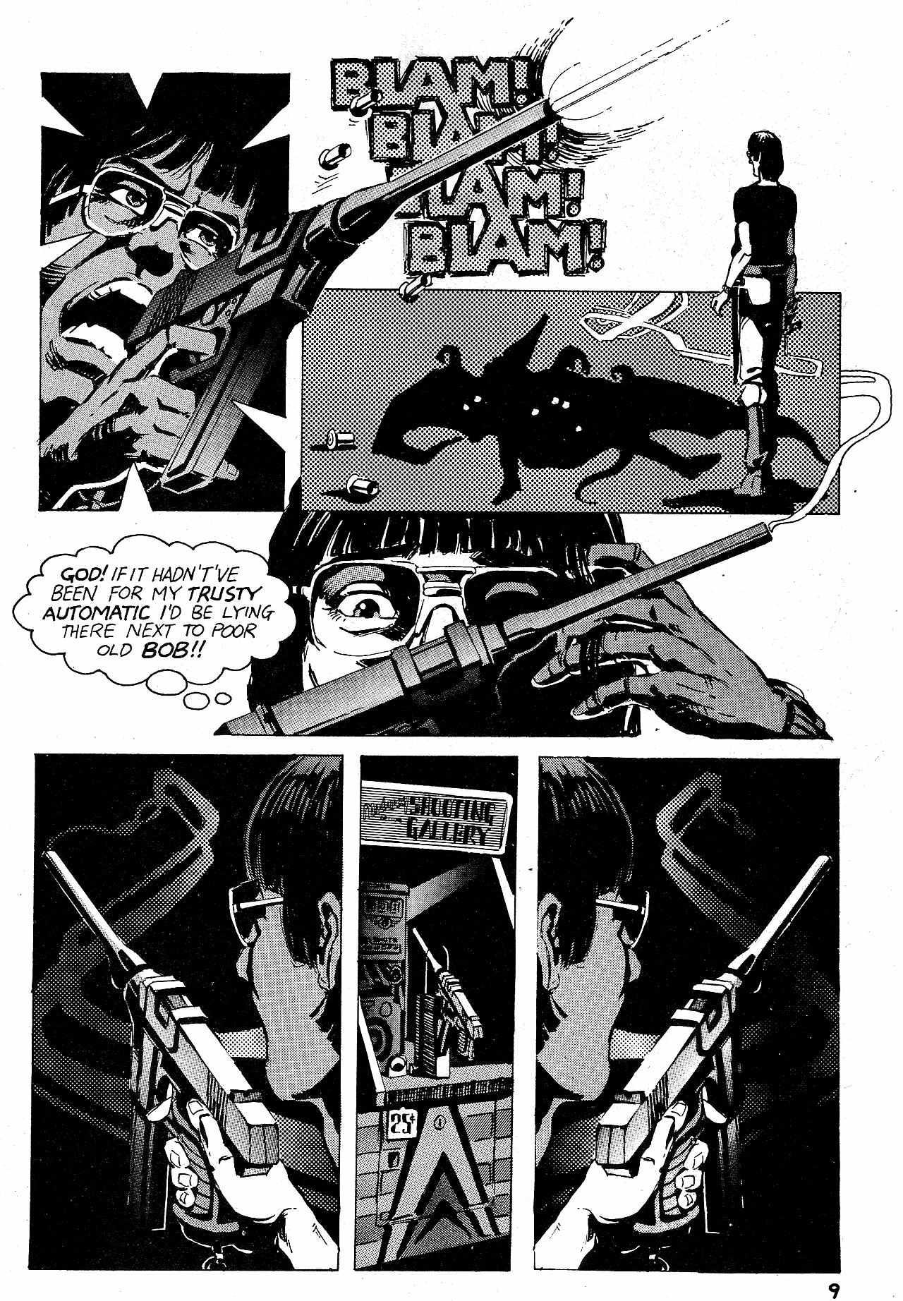 Read online Star*Reach comic -  Issue #8 - 21