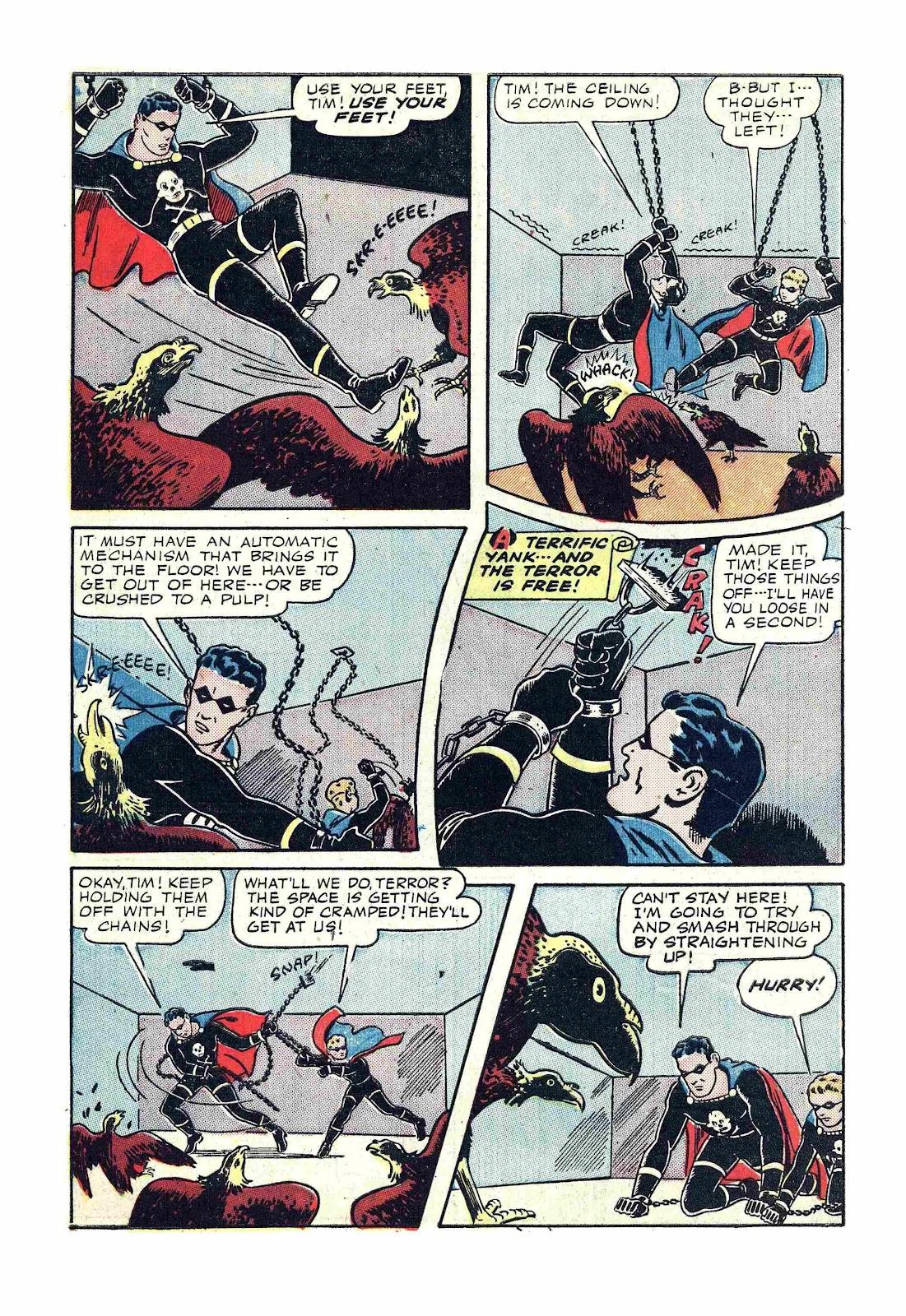Read online America's Best Comics comic -  Issue #13 - 12