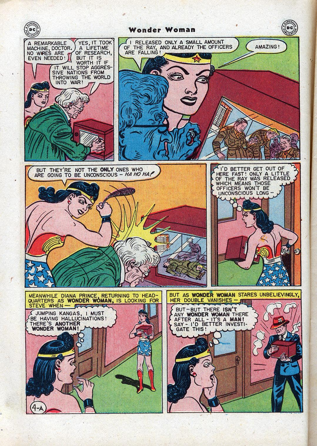 Read online Wonder Woman (1942) comic -  Issue #18 - 6