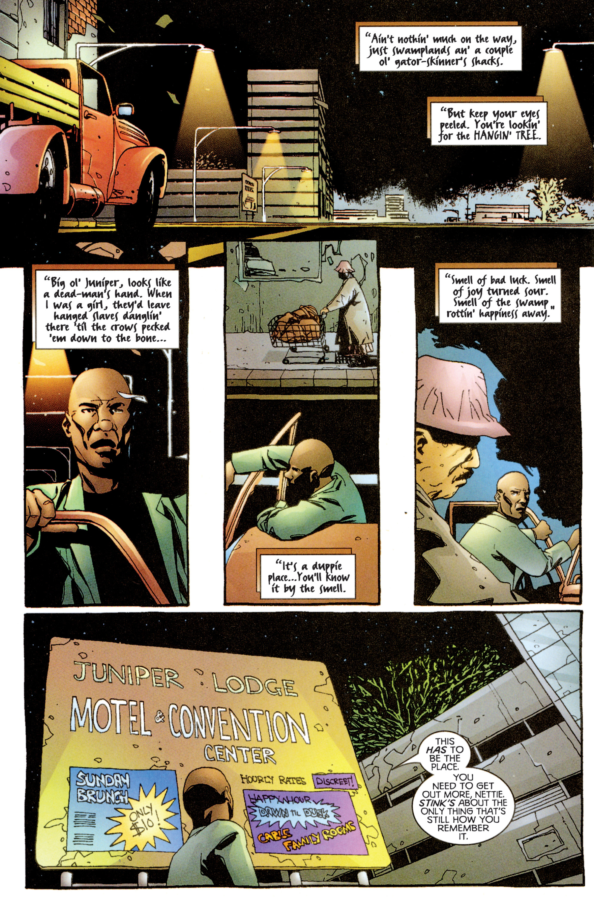 Read online Shadowman (1997) comic -  Issue #13 - 10
