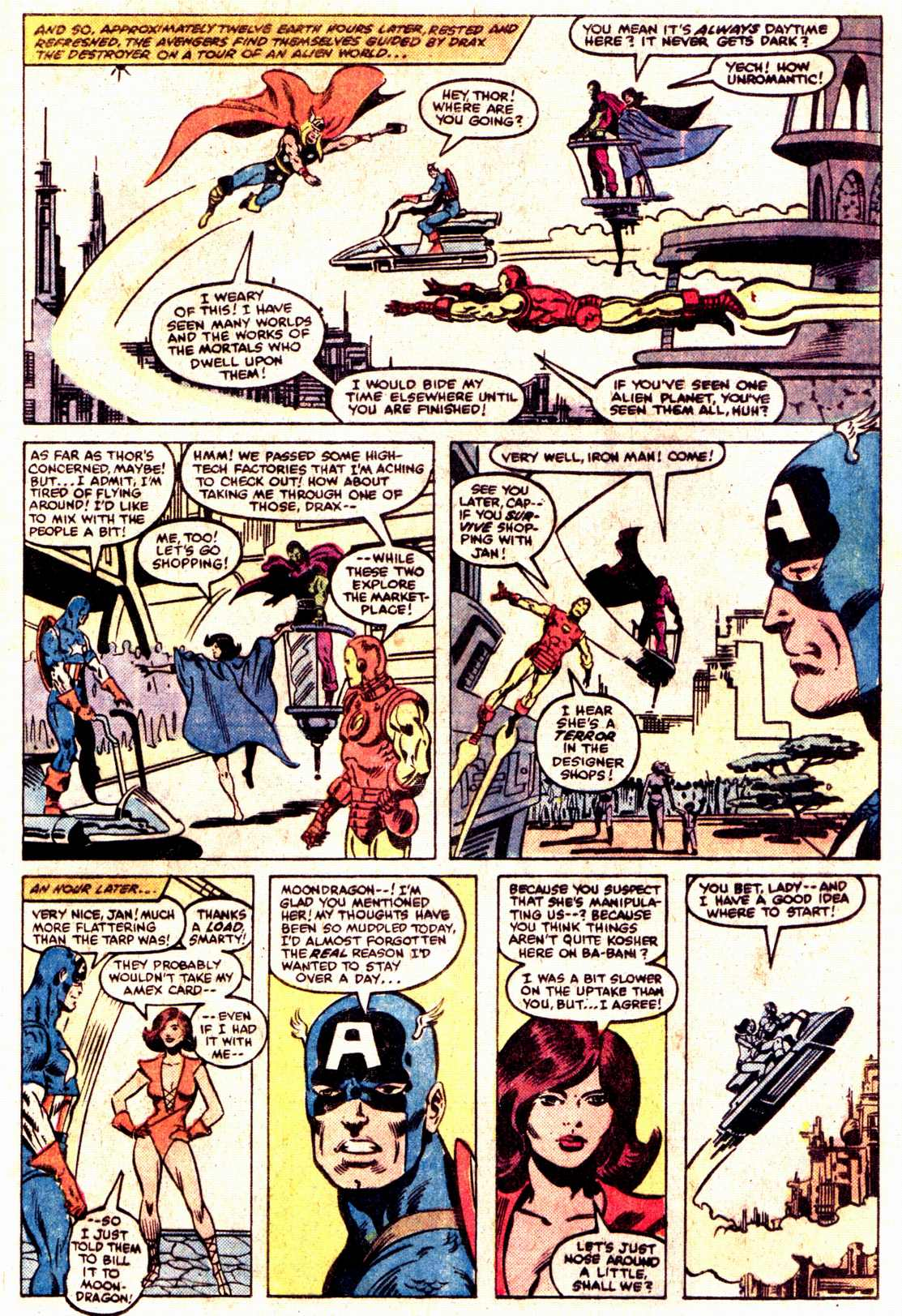 The Avengers (1963) 219 Page 17