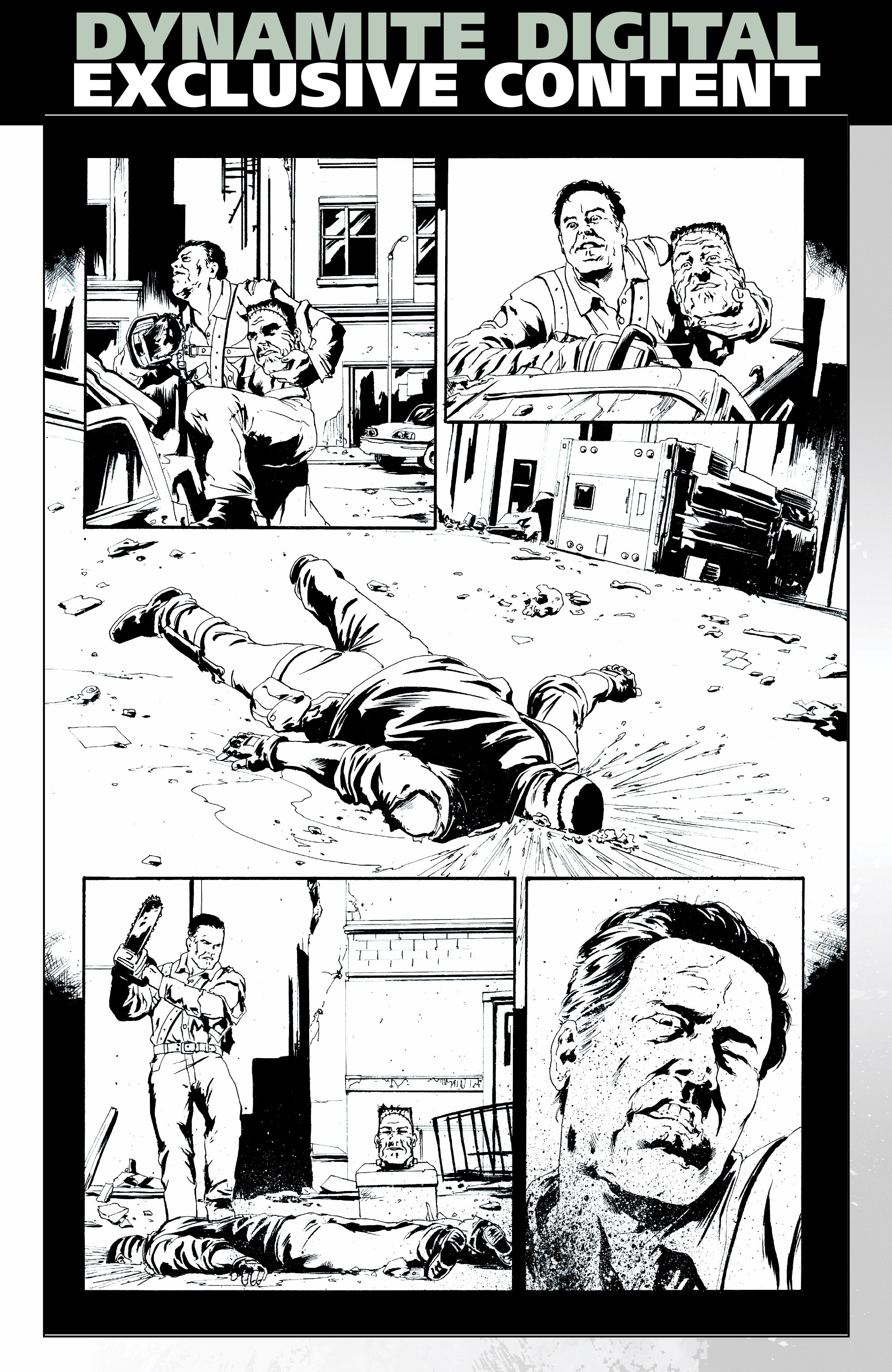 Read online Army of Darkness: Furious Road comic -  Issue #5 - 27