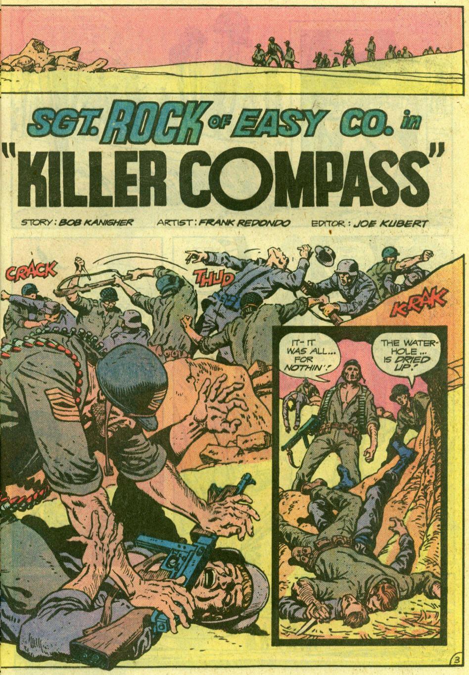 Read online Sgt. Rock comic -  Issue #335 - 6