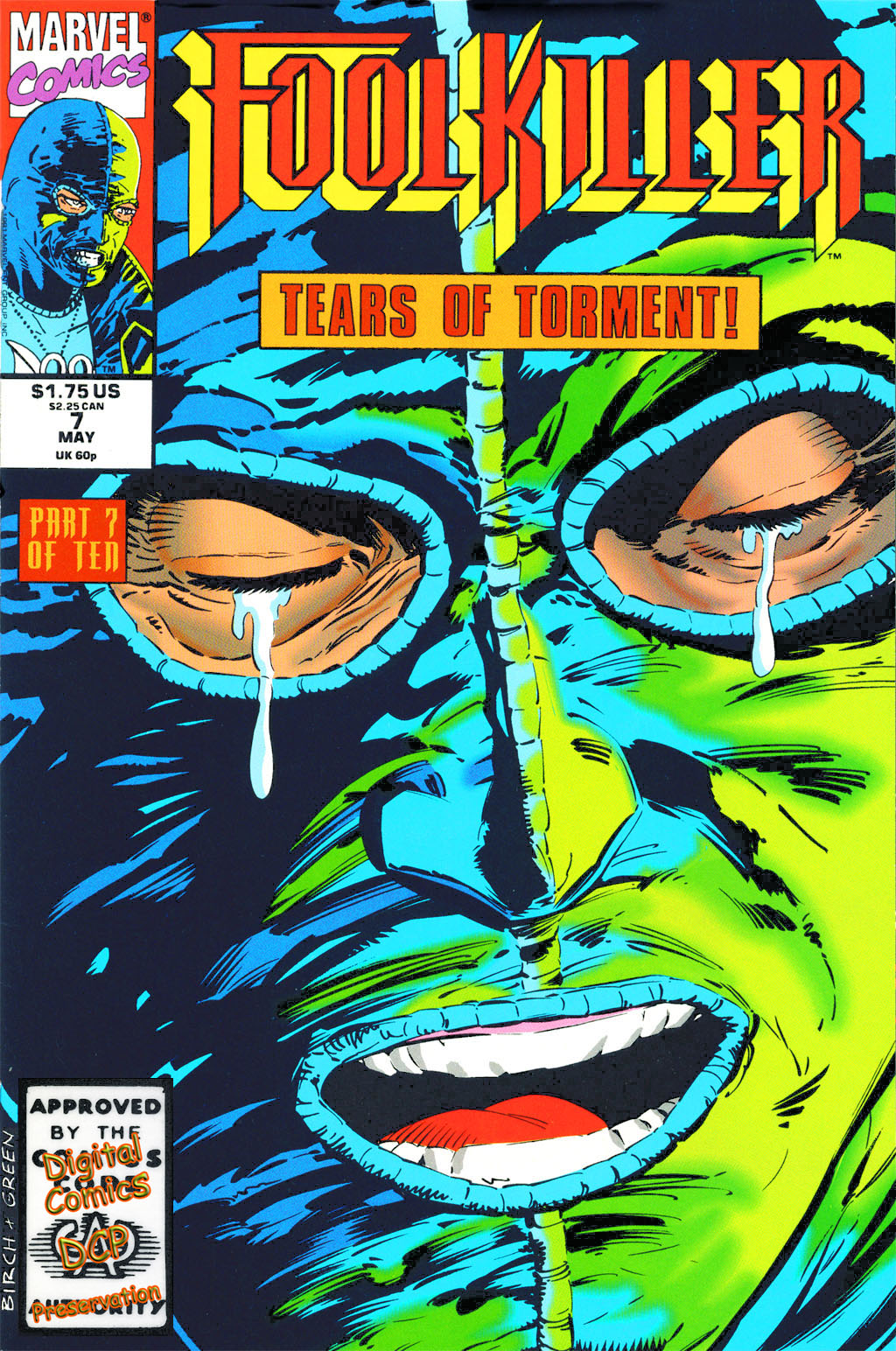 Foolkiller (1990) issue 7 - Page 1