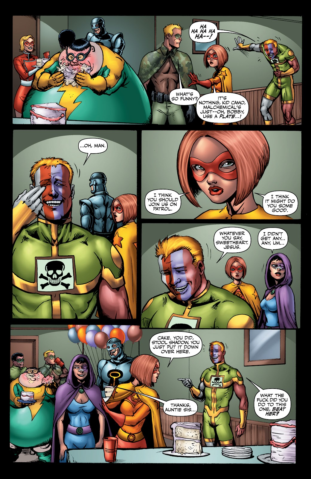 Read online The Boys Omnibus comic -  Issue # TPB 4 (Part 1) - 57