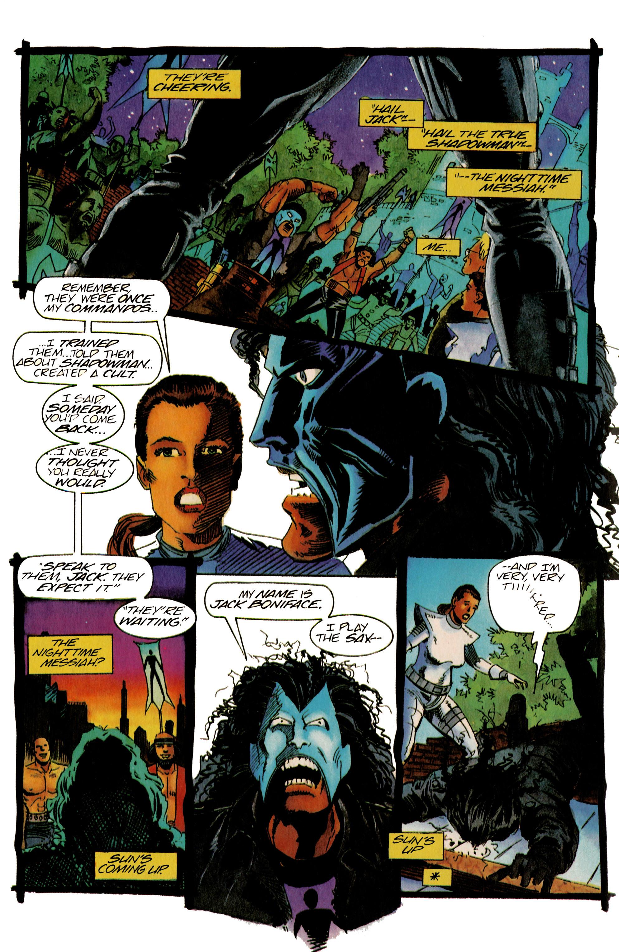 Read online Shadowman (1992) comic -  Issue #22 - 12