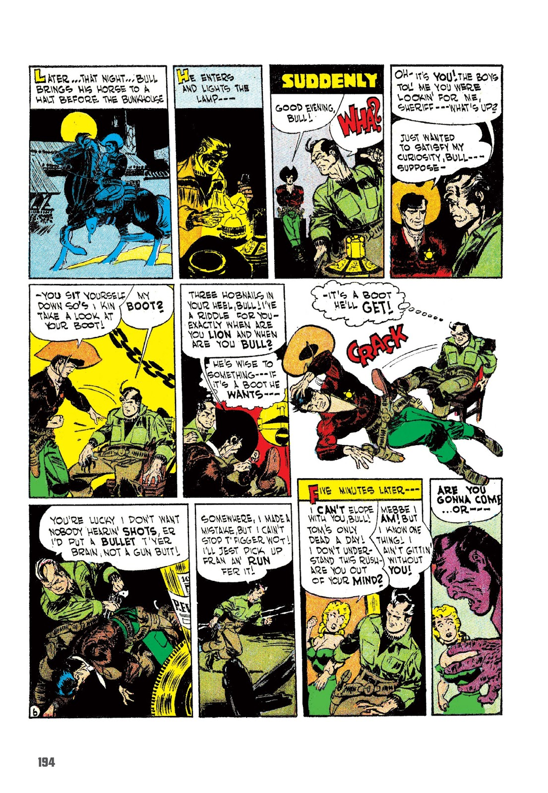 Read online The Joe Kubert Archives comic -  Issue # TPB (Part 3) - 5