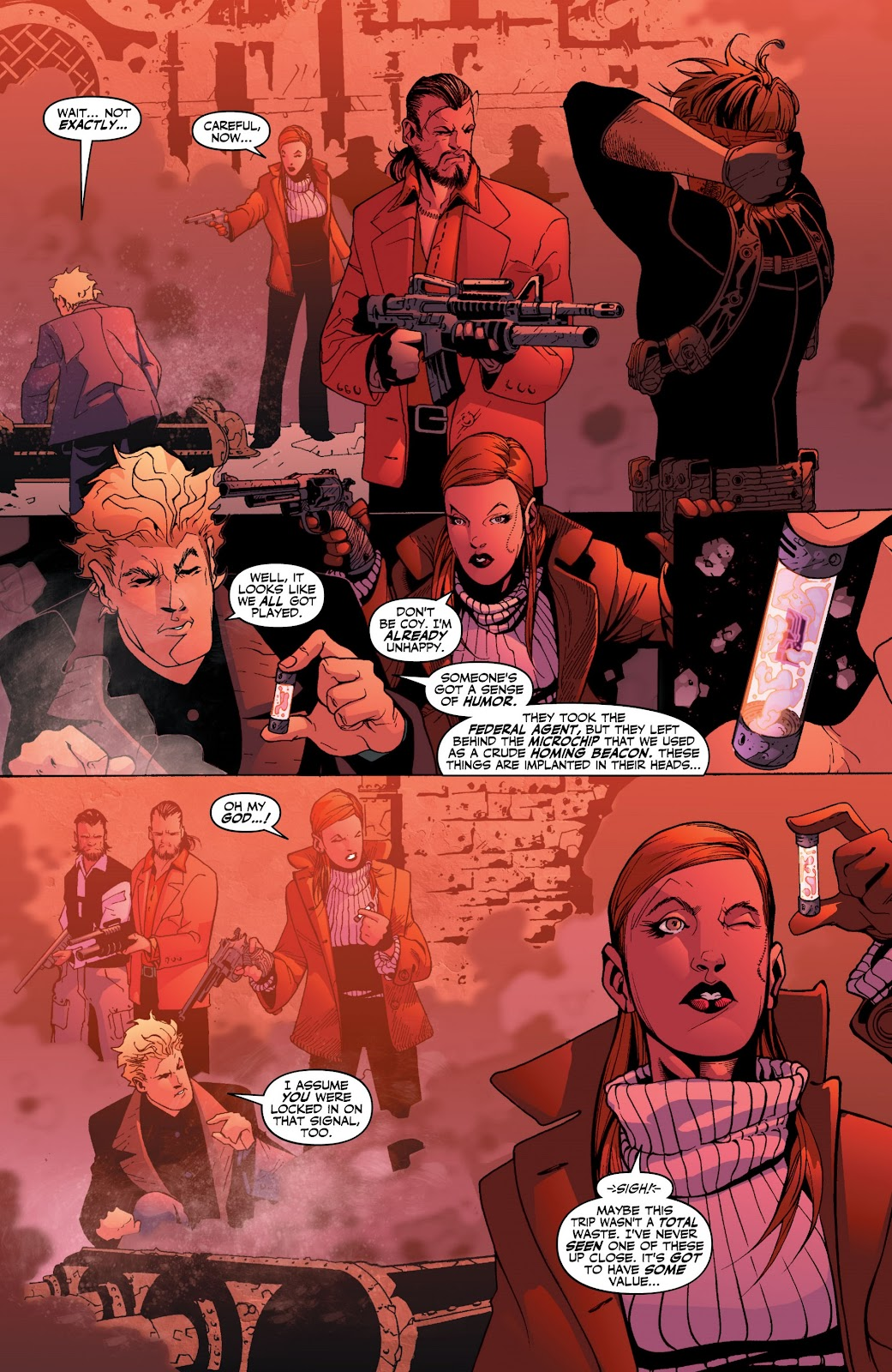 Wildcats Version 3.0 Issue #3 #3 - English 4