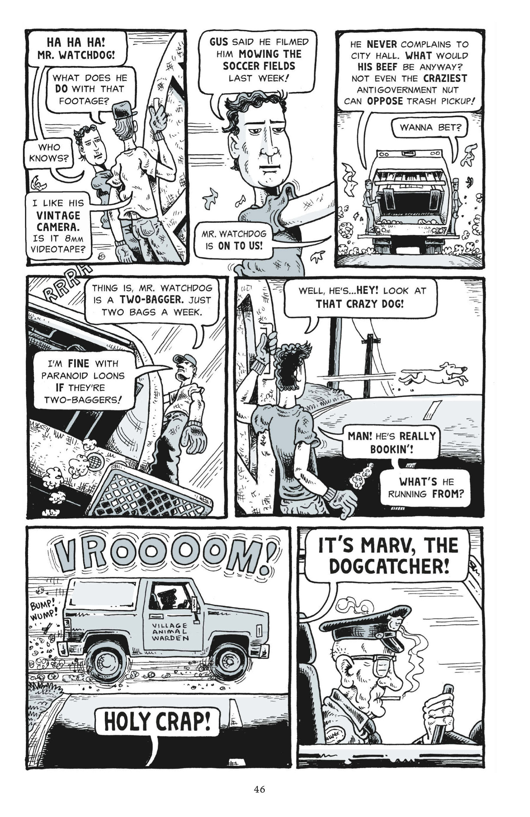 Read online Trashed comic -  Issue # Full - 47