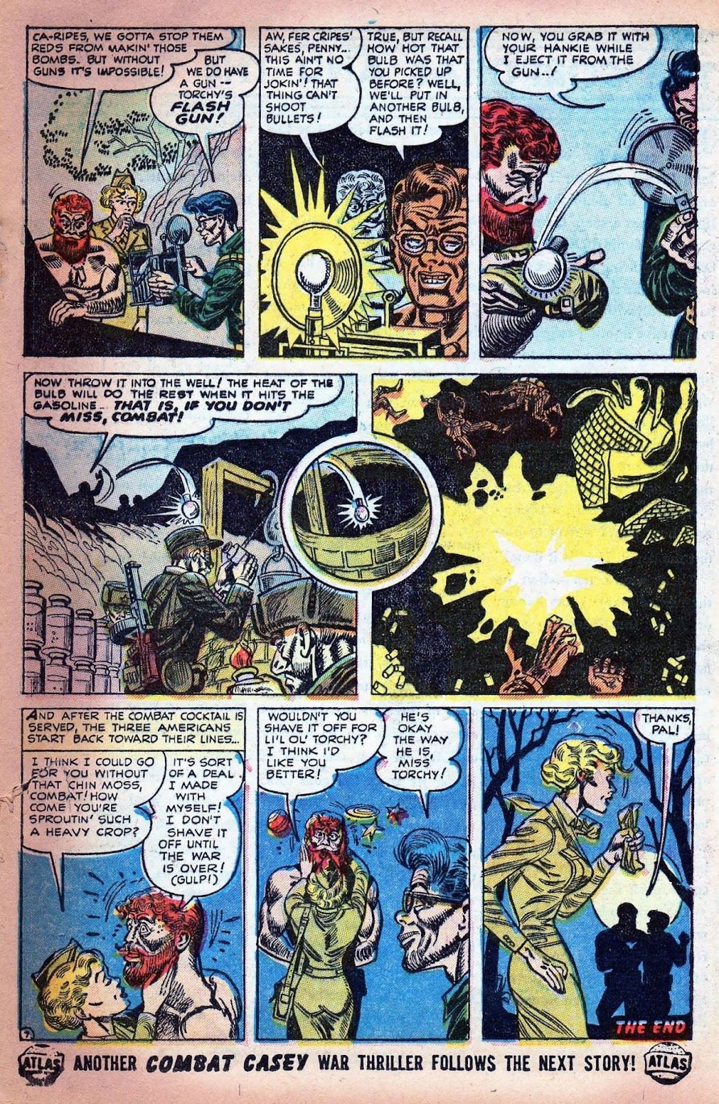 Combat (1952) issue 7 - Page 9