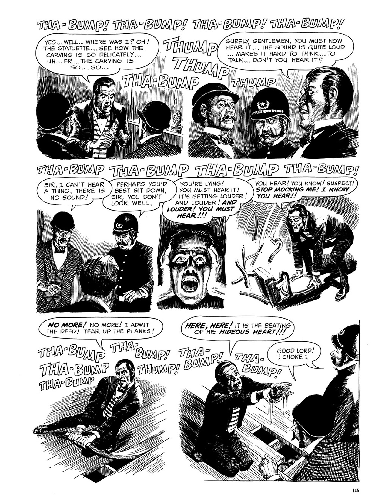 Read online Eerie Archives comic -  Issue # TPB 3 - 146