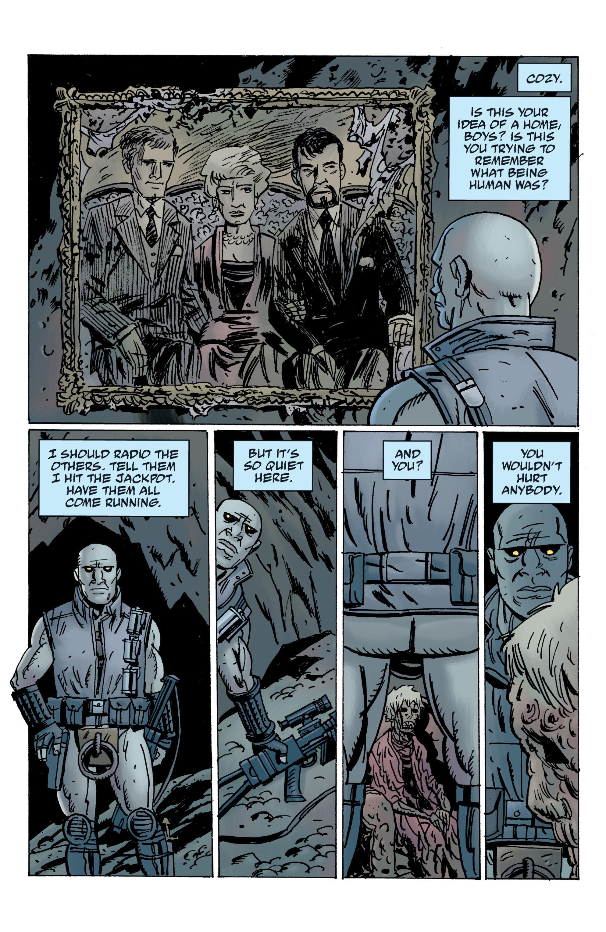 Read online B.P.R.D. (2003) comic -  Issue # TPB 12 - 17