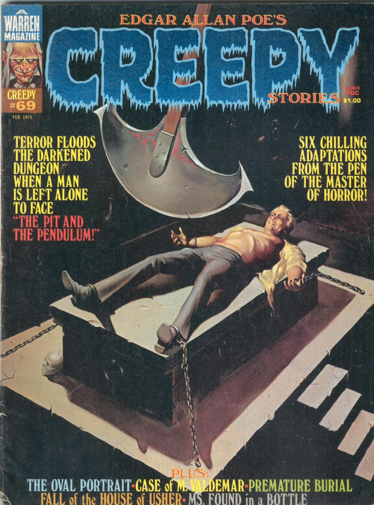 Creepy (1964) 69 Page 1