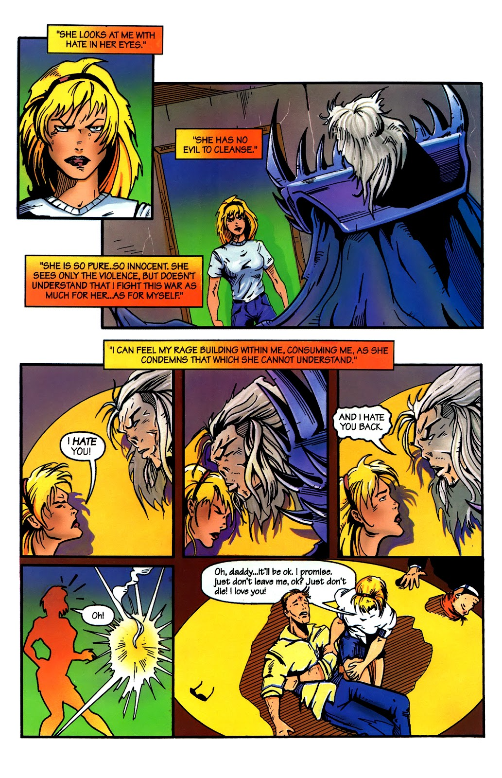 Read online Perg comic -  Issue #1 - 22