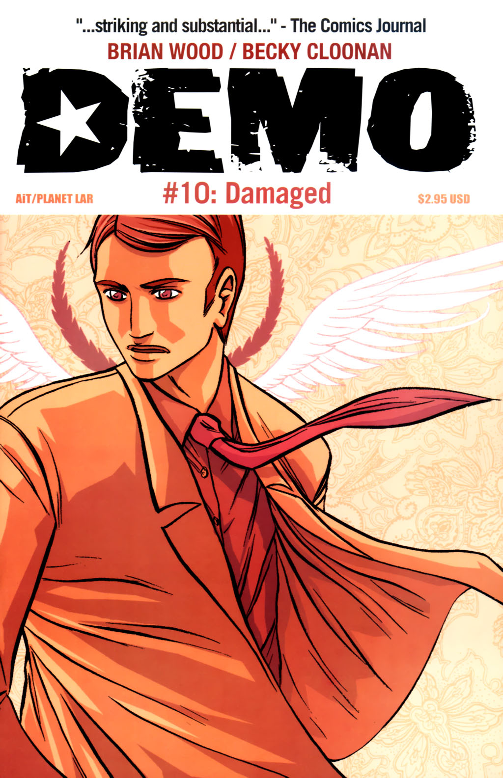Read online Demo comic -  Issue #10 - 1