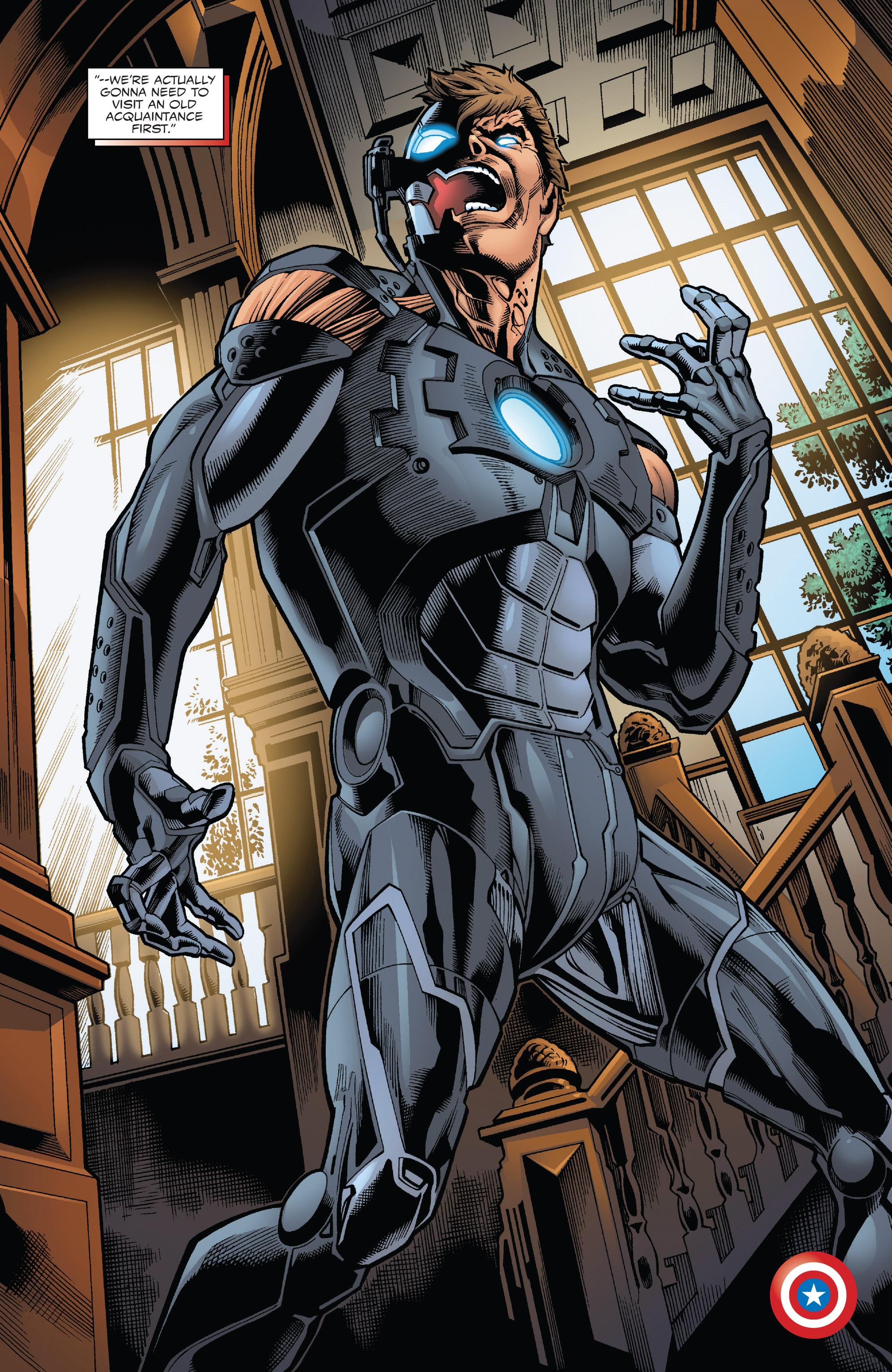 Read online Captain America: Sam Wilson comic -  Issue #23 - 21