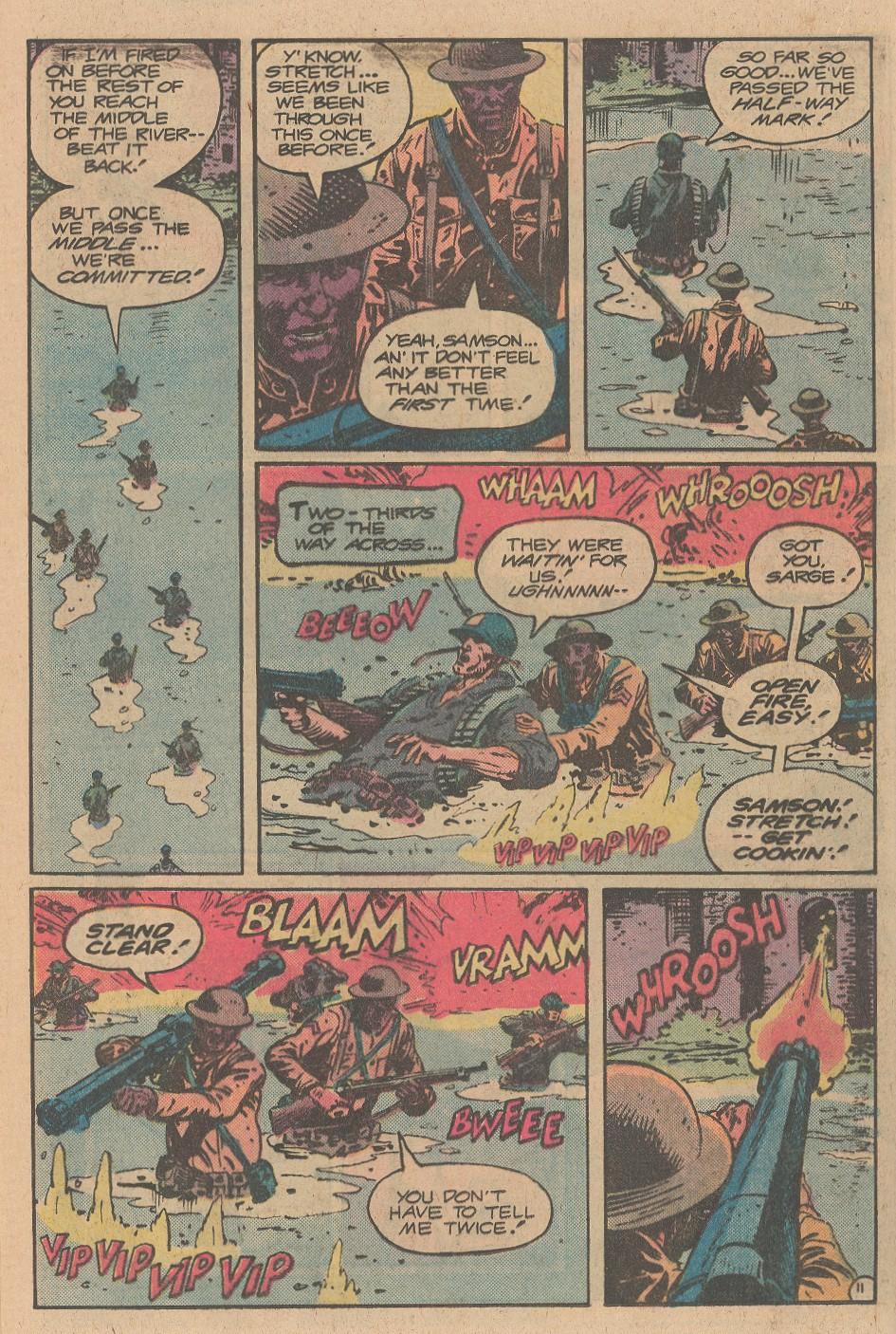 Read online Sgt. Rock comic -  Issue #355 - 12