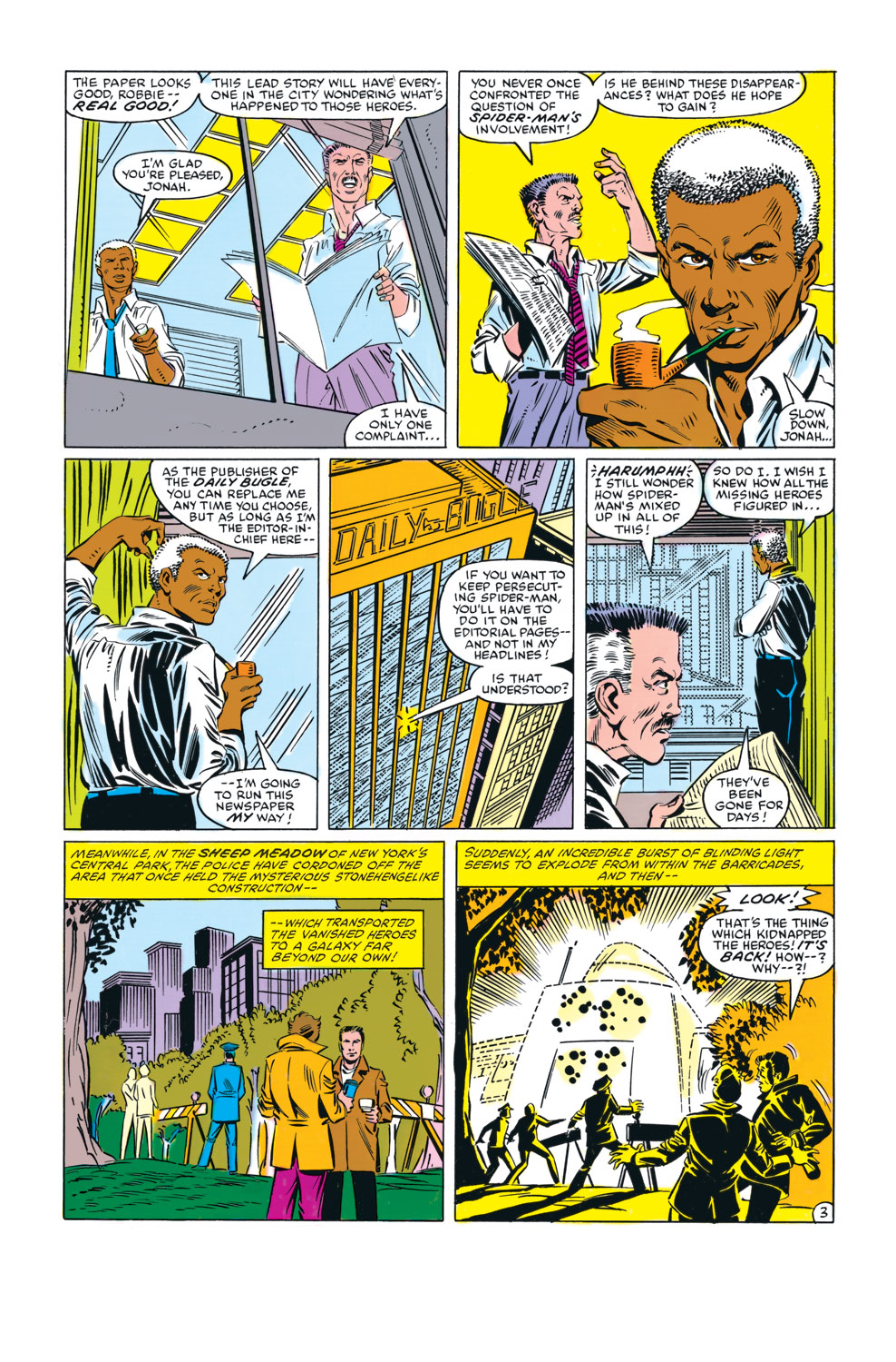 The Amazing Spider-Man (1963) 252 Page 3