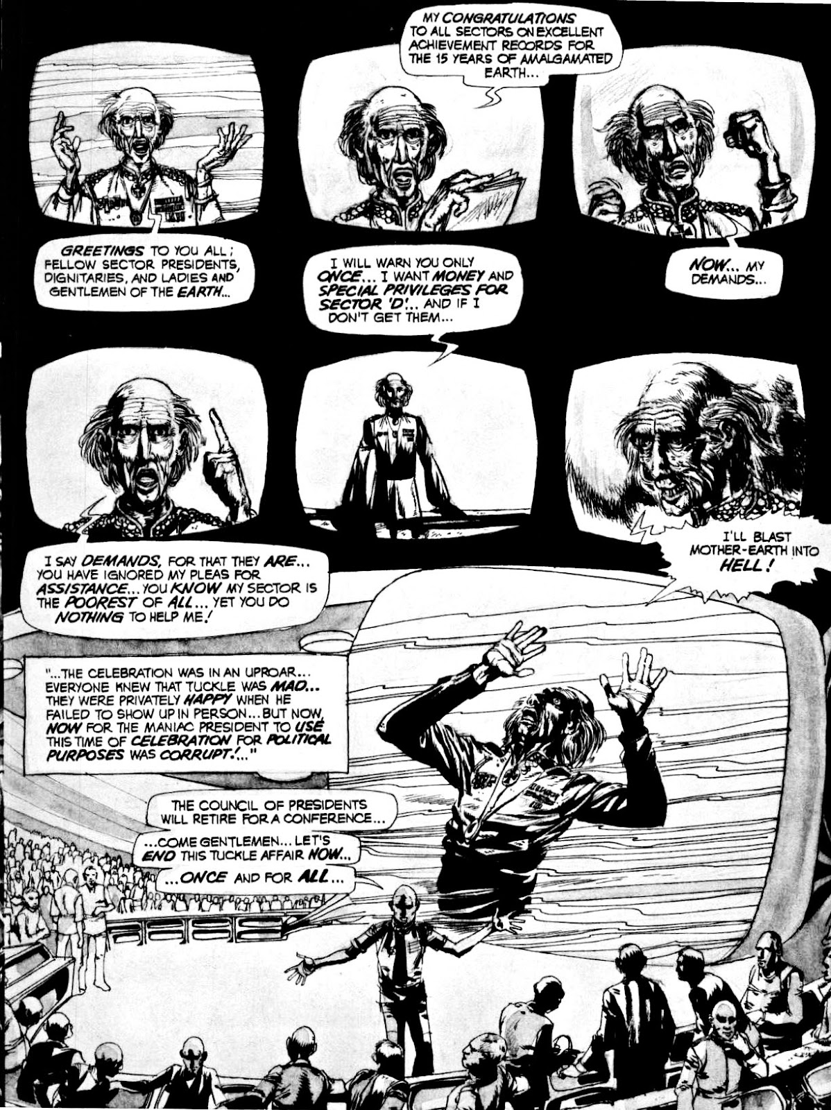 Nightmare (1970) issue 14 - Page 7