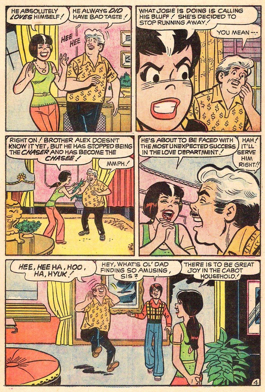 Read online She's Josie comic -  Issue #72 - 23