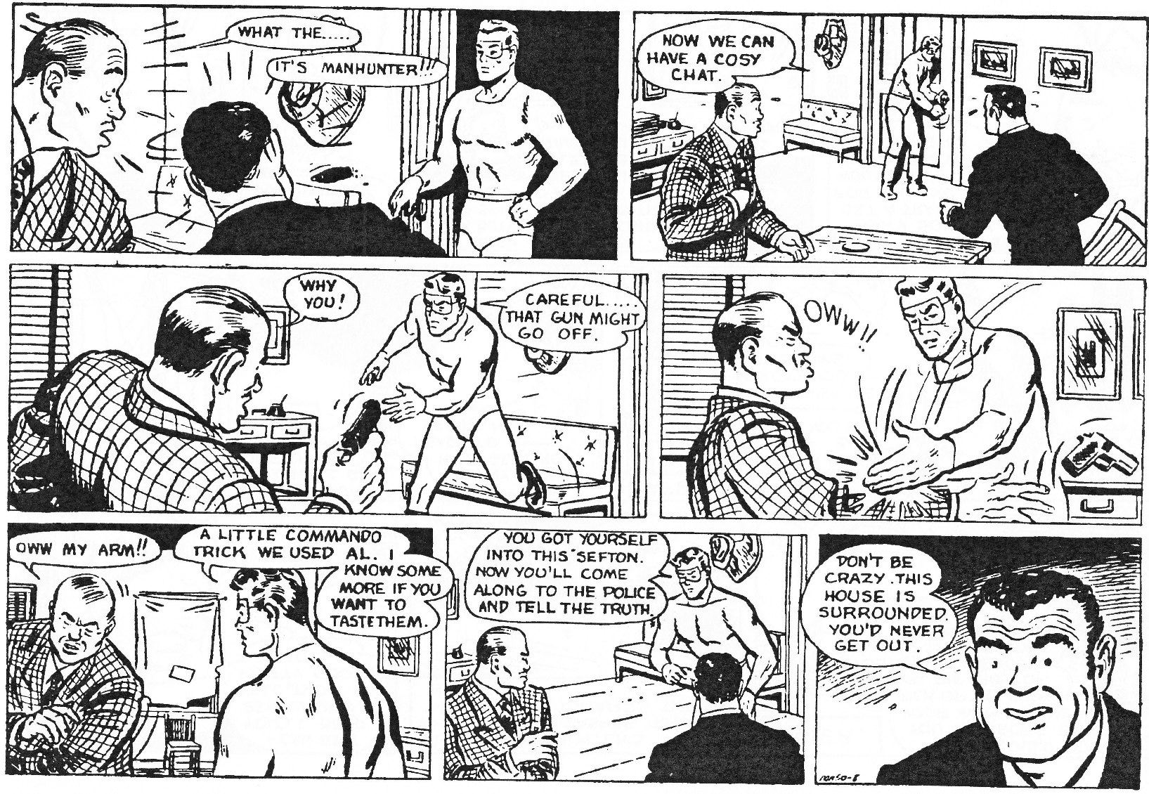 Read online Men of Mystery Comics comic -  Issue #81 - 49